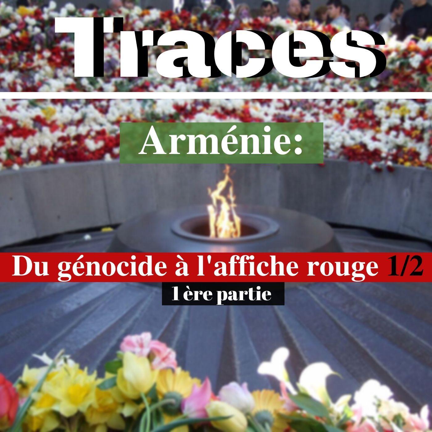 Arménie: Du génocide à l'affiche rouge 1/2
