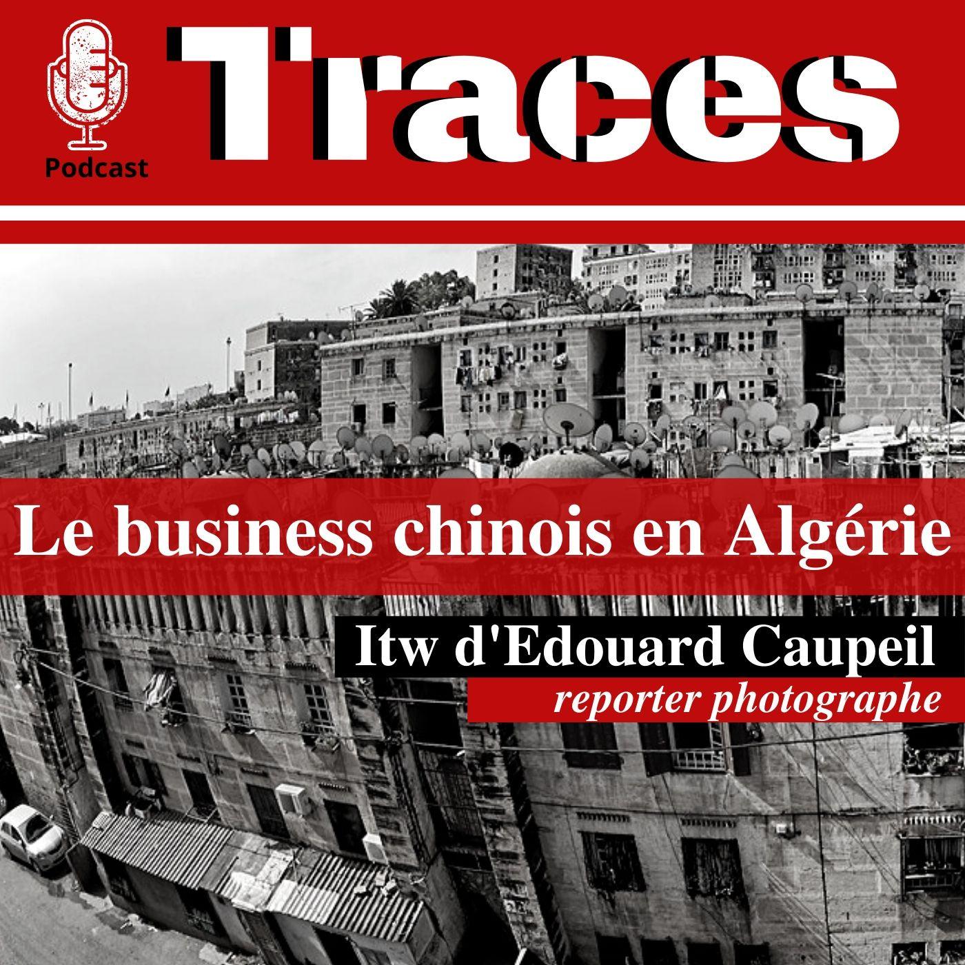 Le business chinois en Algérie