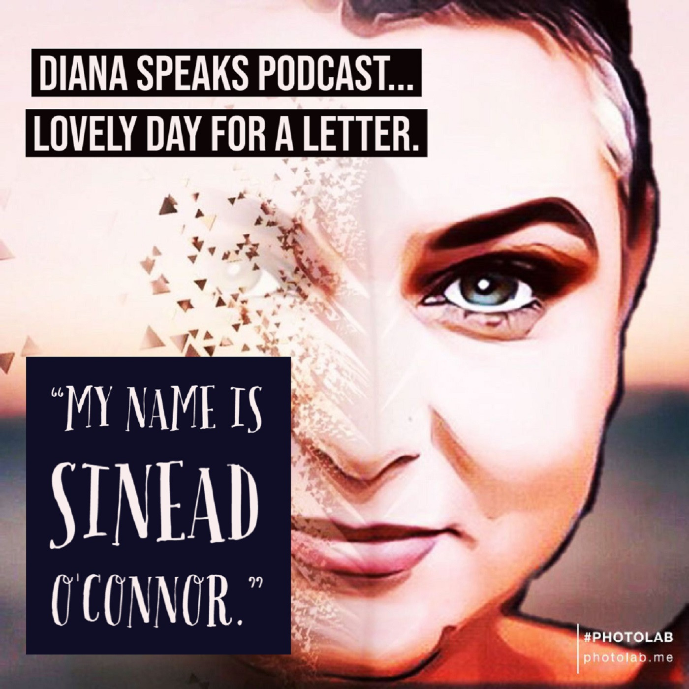 My Name is Sinead O'Connor.