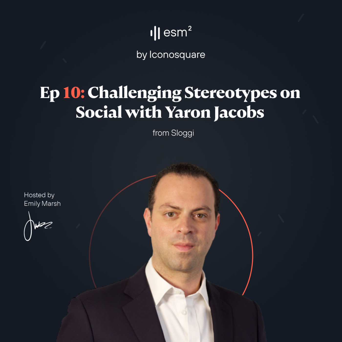 """""""Challenging Stereotypes on Social"""" - Yaron Jacobs from Sloggi"""