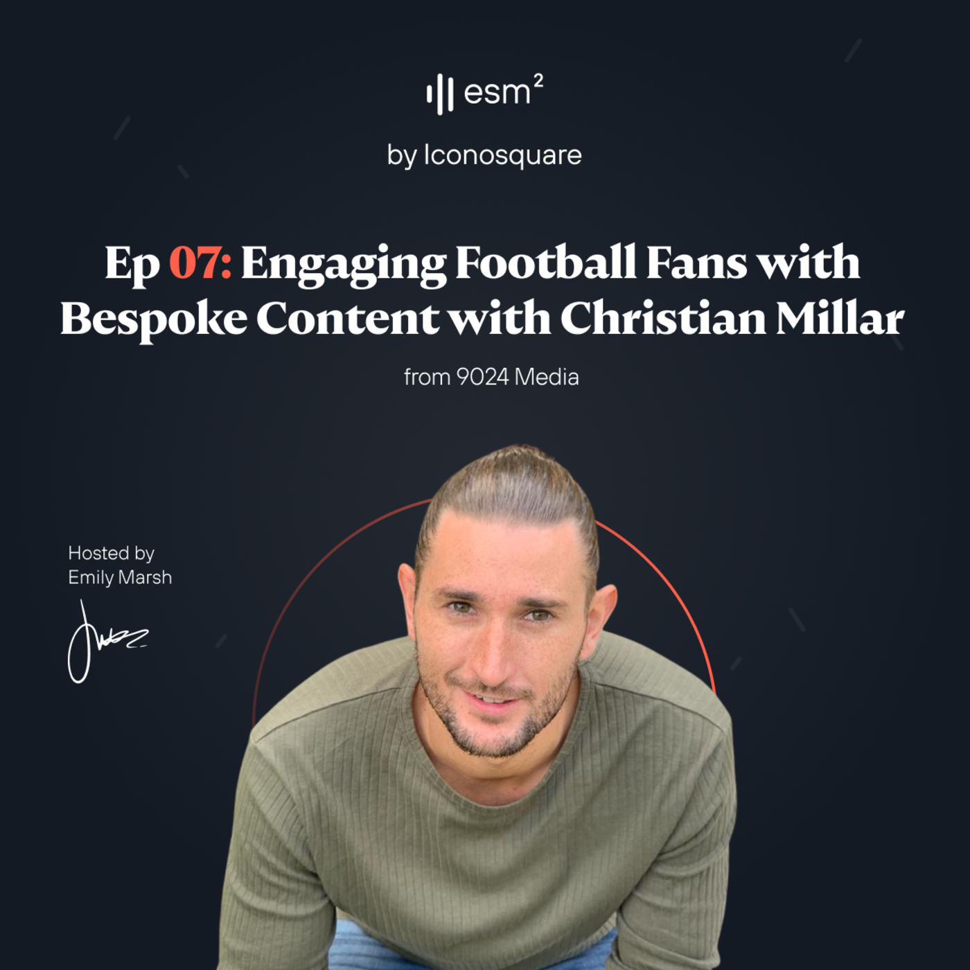 """""""Engaging Football Fans with Bespoke Content"""" - Christian Millar from 9024 Media"""
