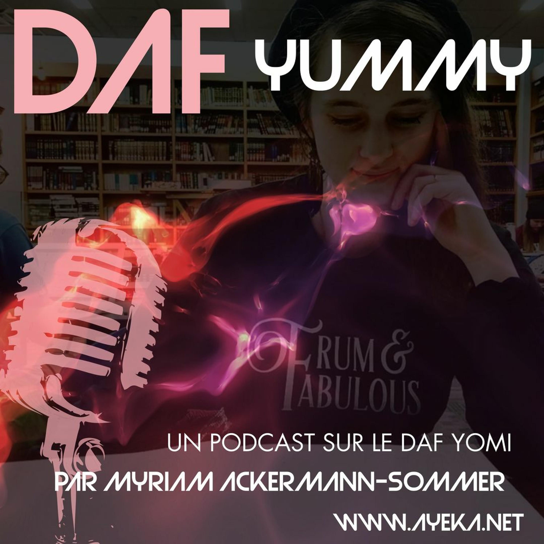 Daf Yummy épisode 44 - Erouvin 55-56  : les Nourritures terrestres (pourquoi ce podcast?)