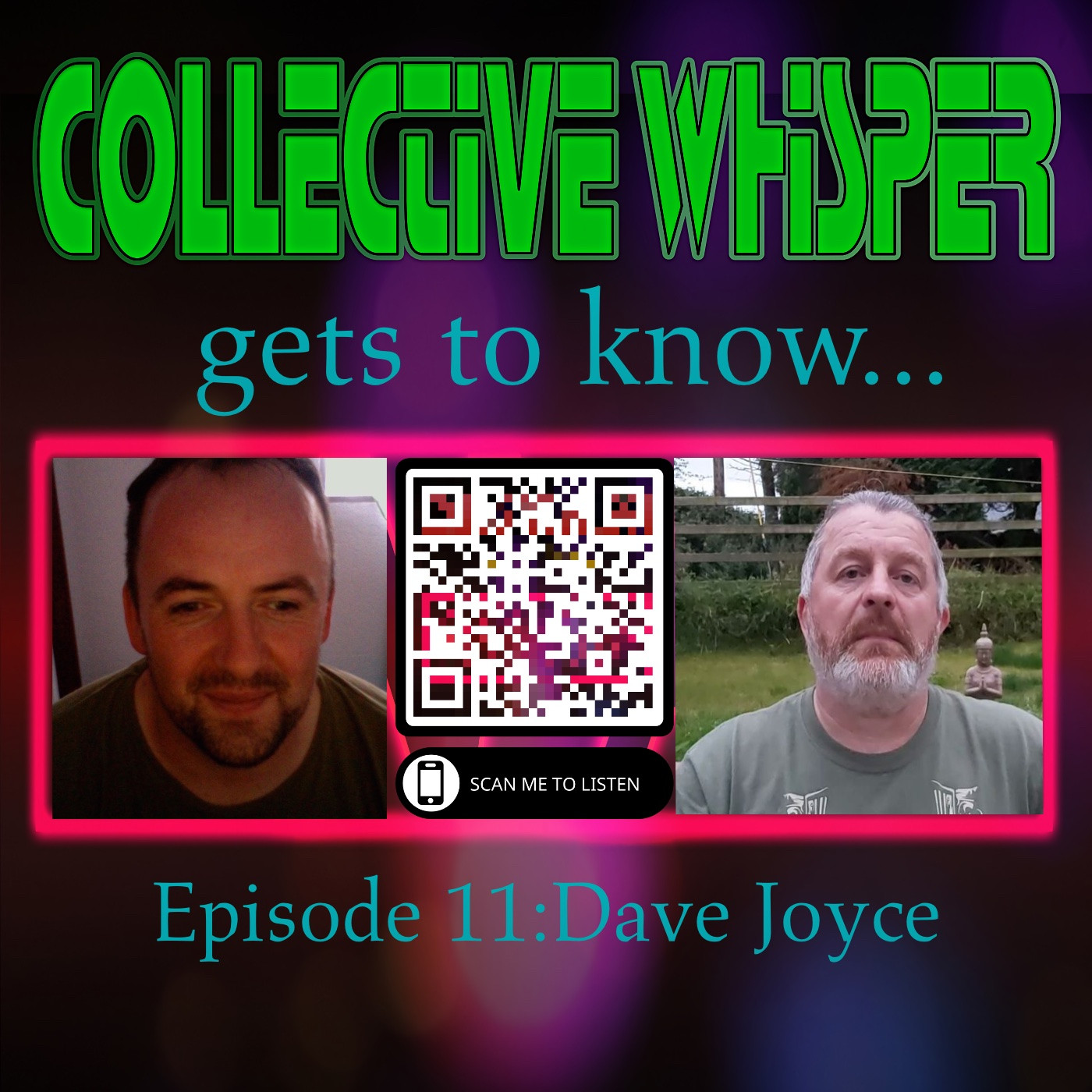 Collective Whisper gets to know.......Dave Joyce
