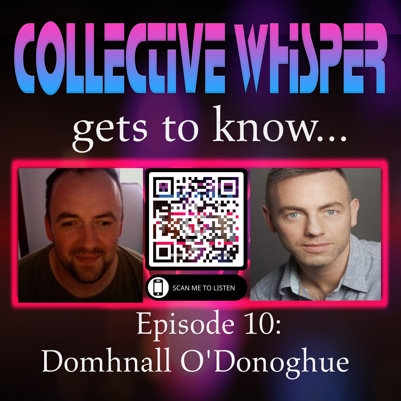 Collective Whisper gets to know.......Domhnall O'Donoghue