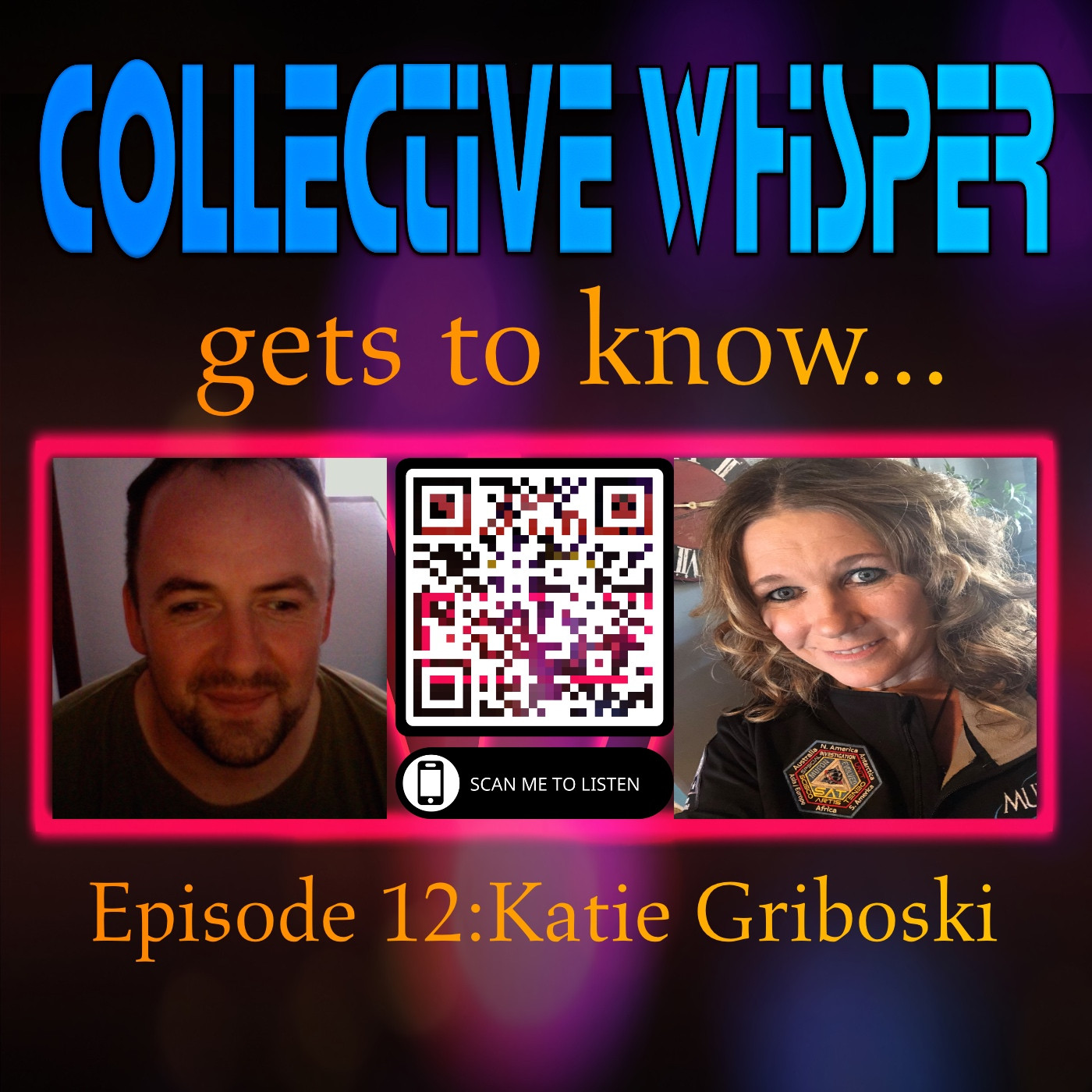 Collective Whisper gets to know.......Katie Griboski
