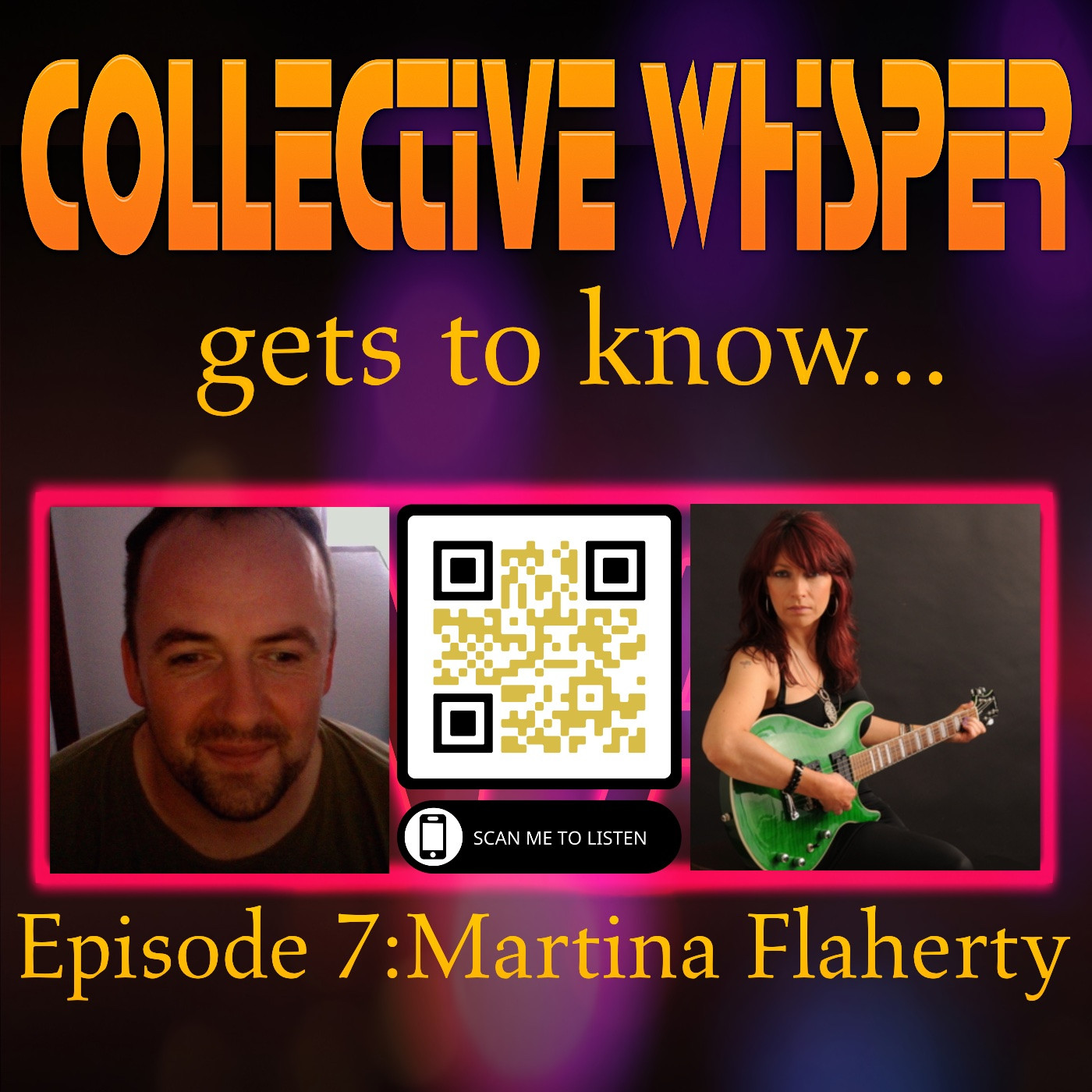 Collective Whisper gets to know.....Martina Flaherty