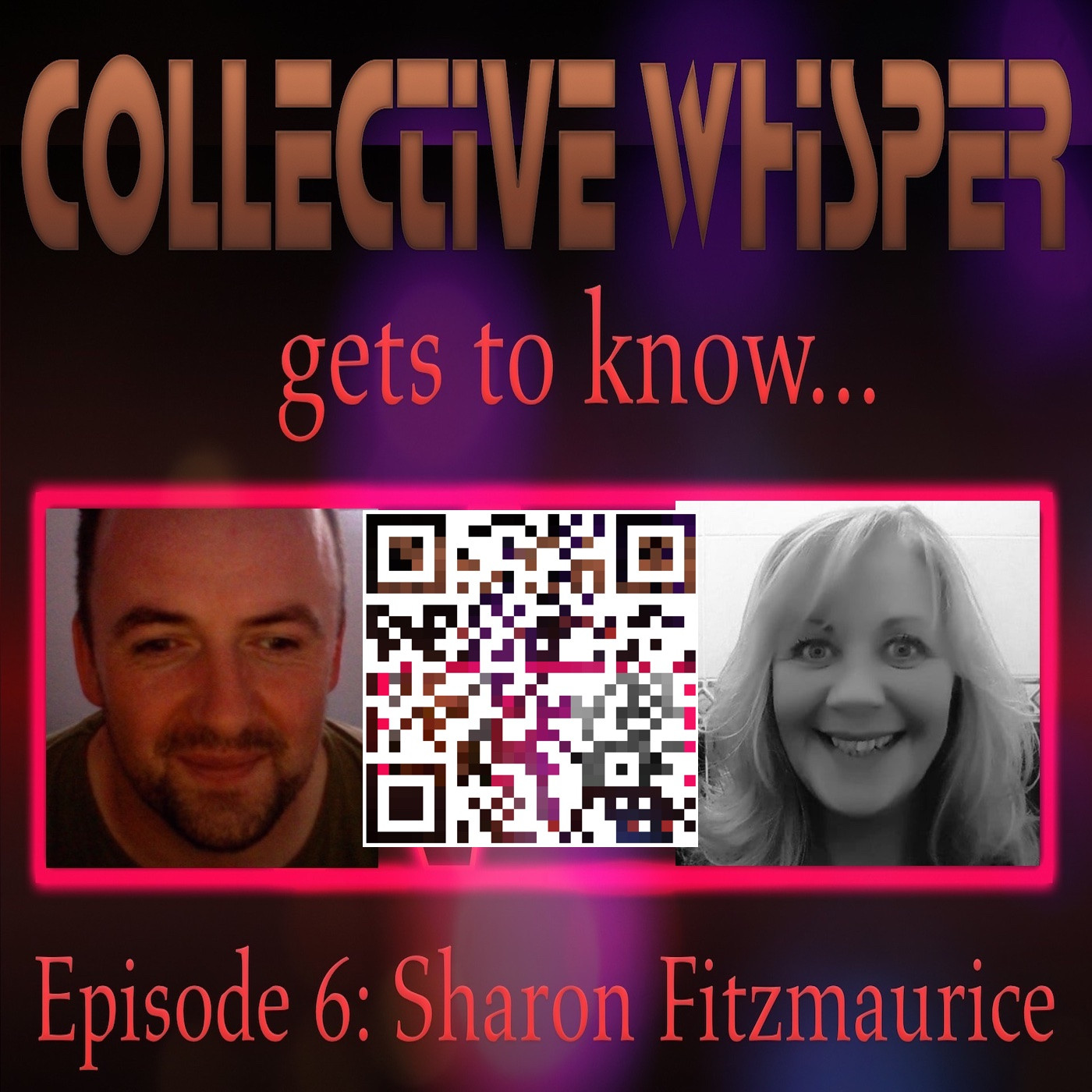 Collective Whisper gets to know.....Sharon Fitzmaurice