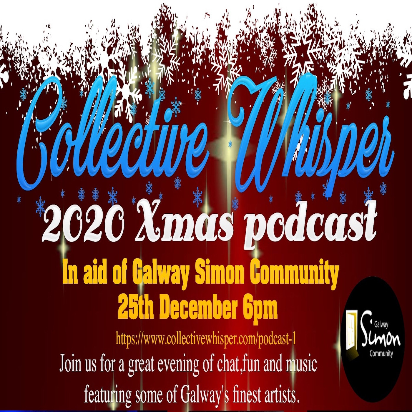 Collective Whisper Xmas podcast 2020