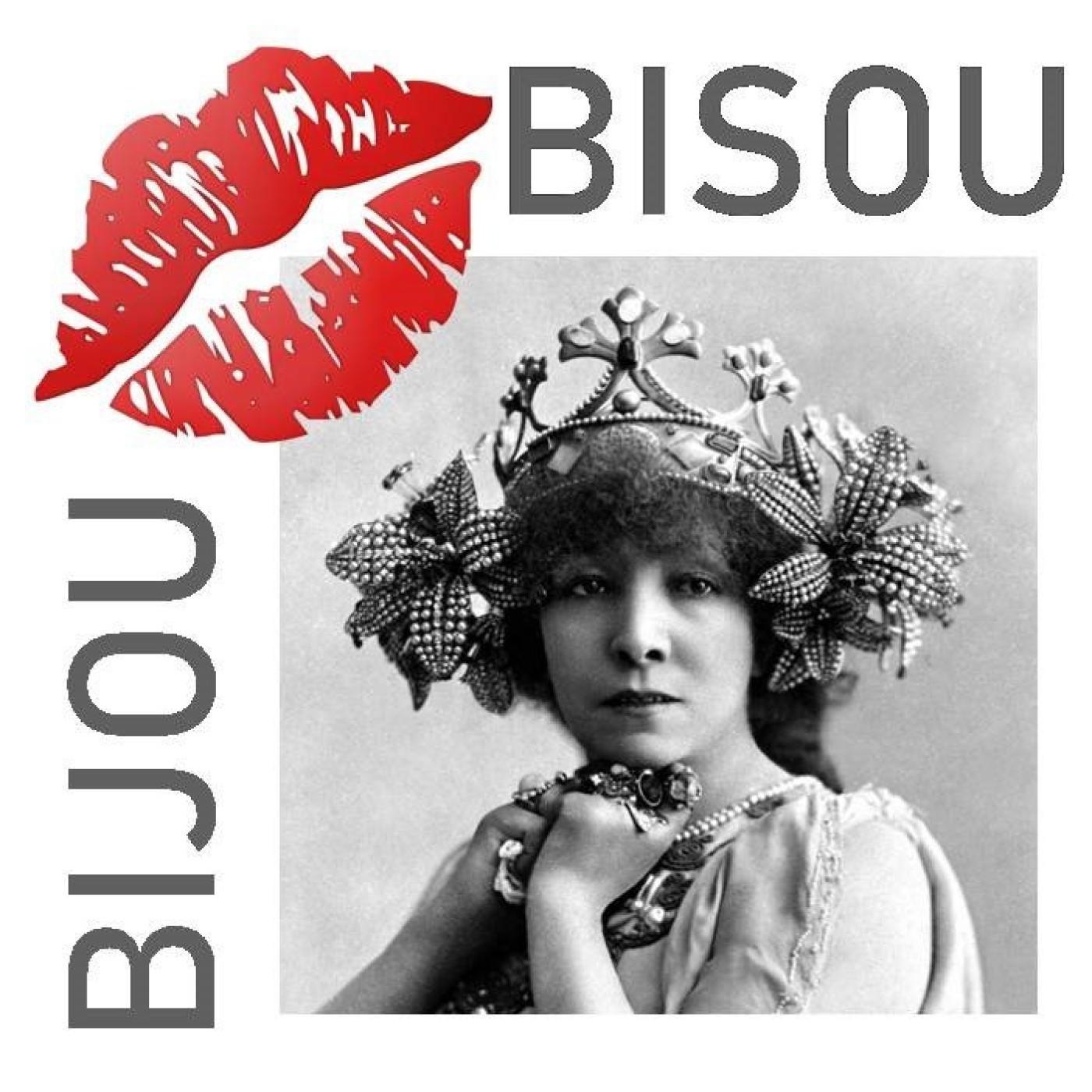le bijou comme un bisou #53 les bijoux de Sarah Bernhardt