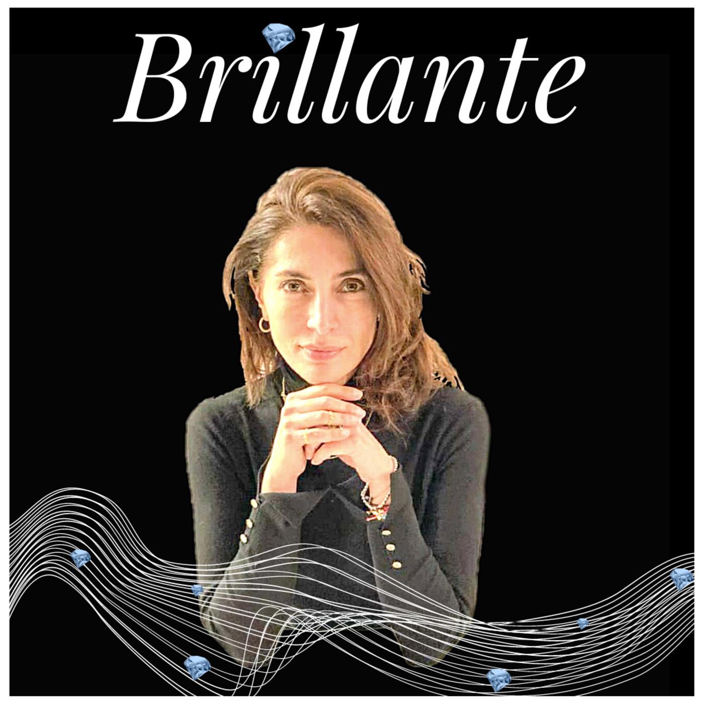 Brillante #5 Caterina Murino, actrice et joaillière engagée