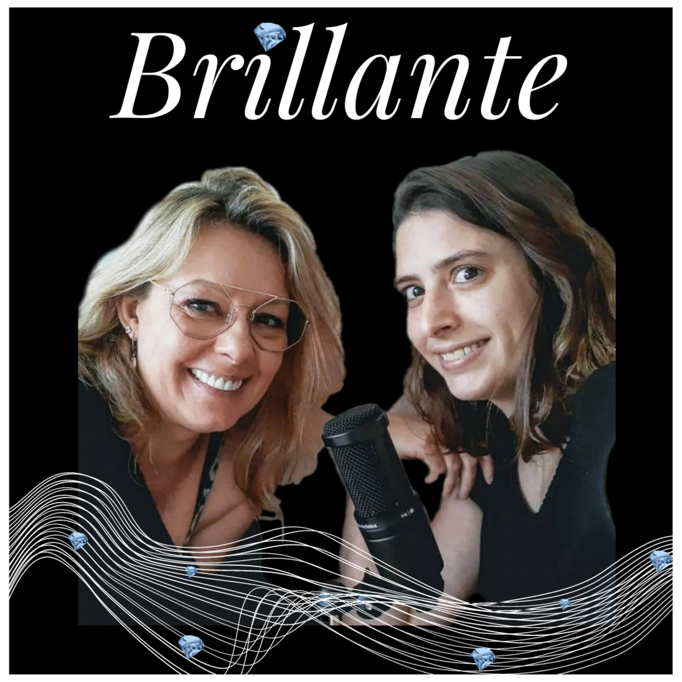 Tous nos brillants voeux ! par Anne et Claire, les podcasteuses de la joaillerie, Il était une fois le bijou et Rubis sur canapé