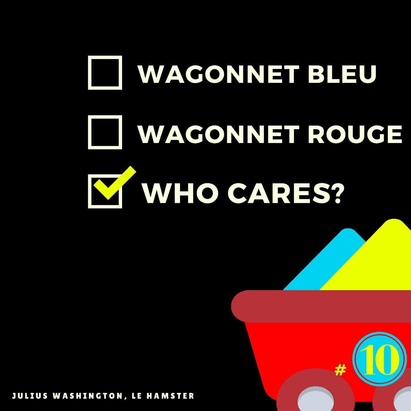 PTS01E10  Les wagonnets