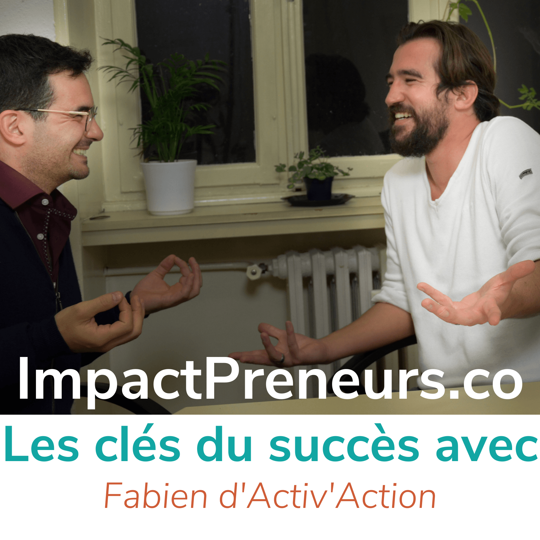 Interview #1 : Fabien Co-Fondateur d'Activ'Action