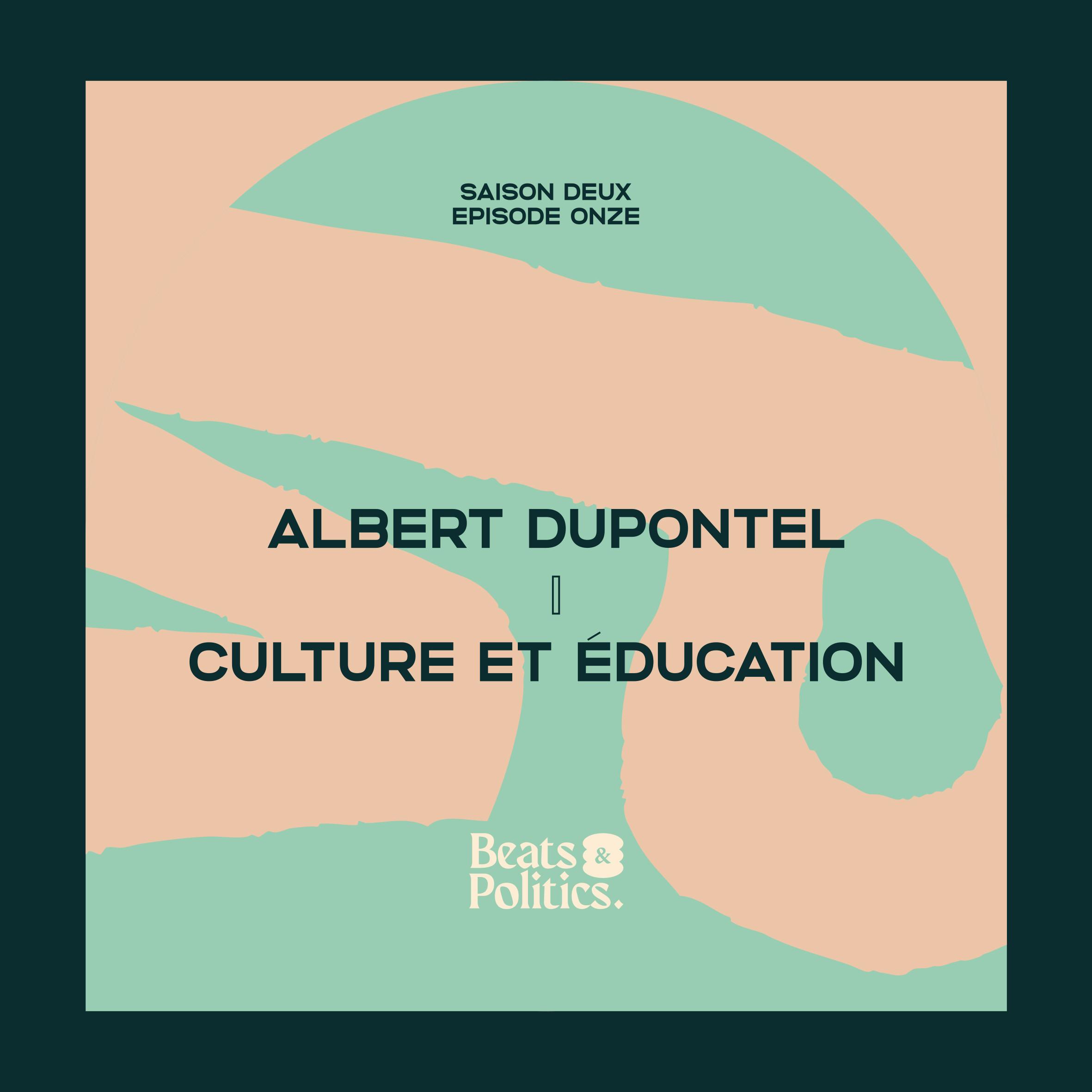 Albert Dupontel : Culture et éducation