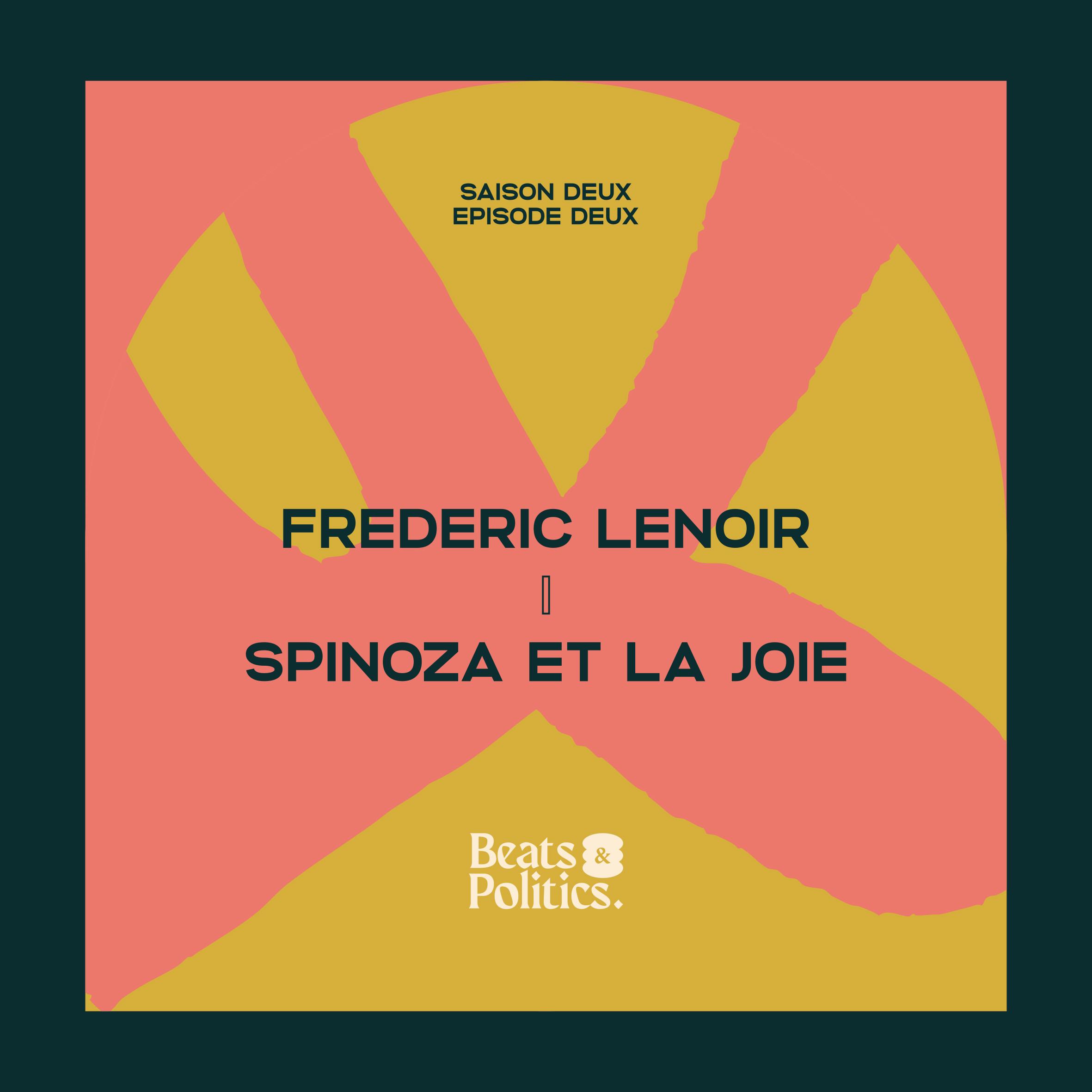 Frédéric Lenoir : Spinoza et la joie