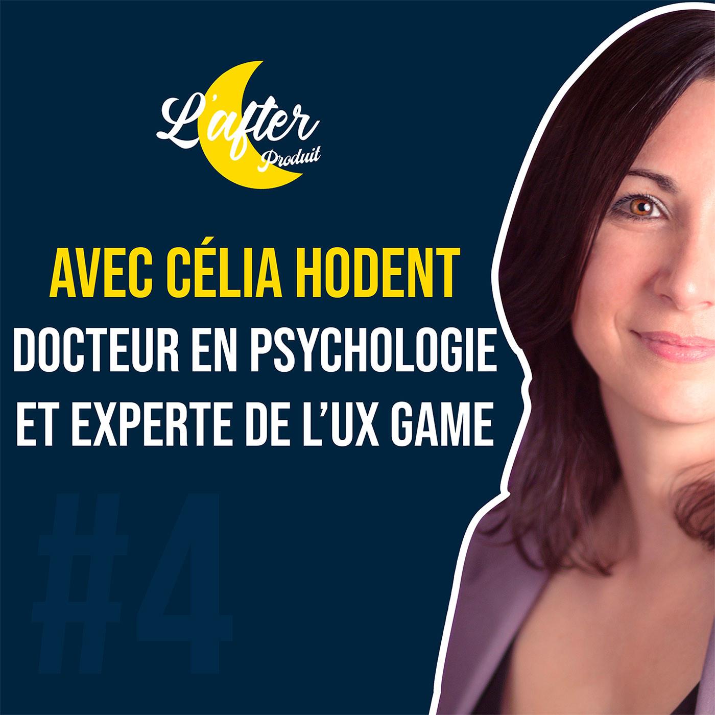 Célia Hodent, UX et Psychologie dans les jeux vidéo