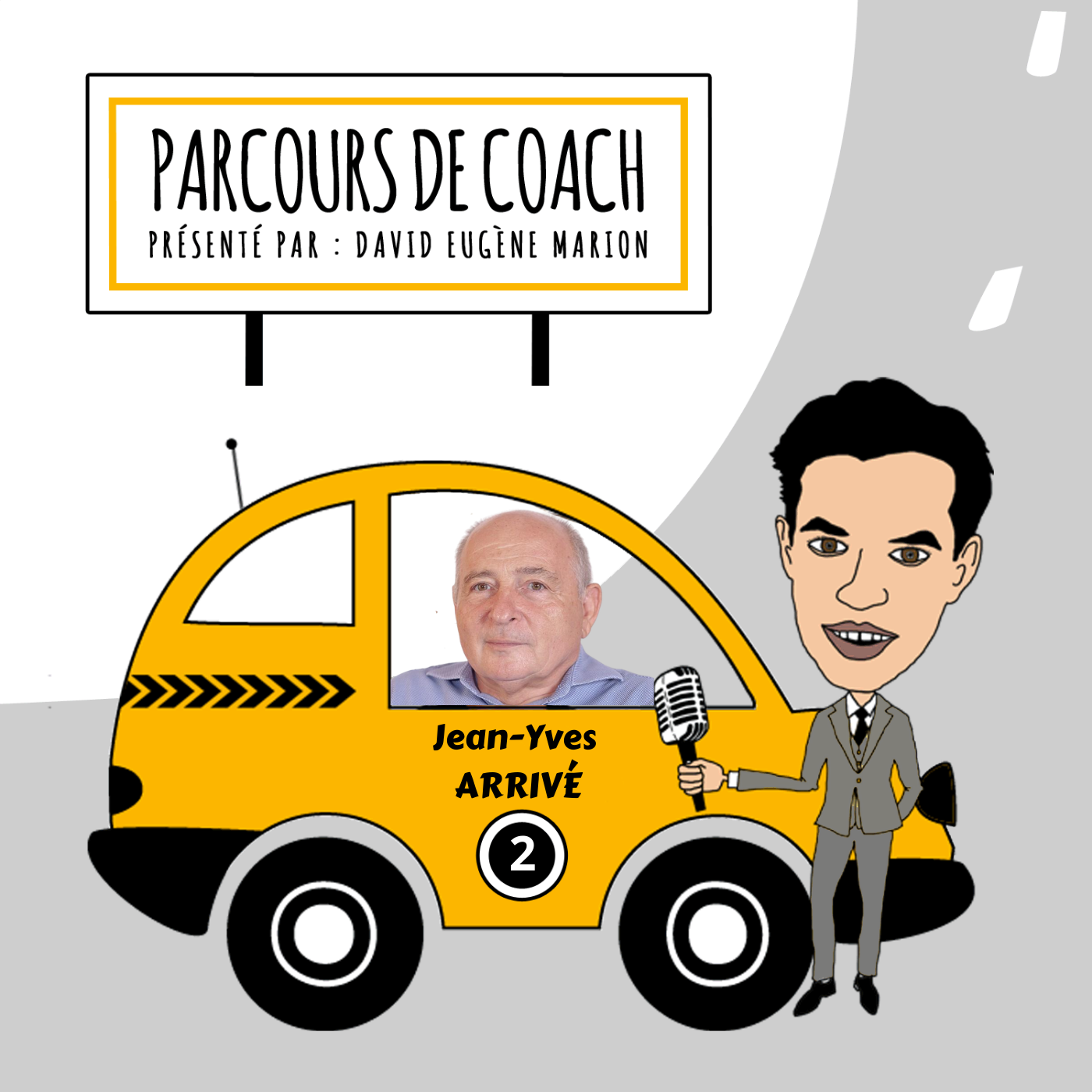 Parcours de Coach® n°2 : Jean-Yves ARRIVÉ