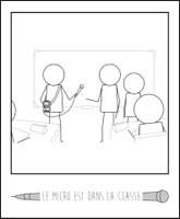 LE MICRO EST DANS LA CLASSE : épisode 17