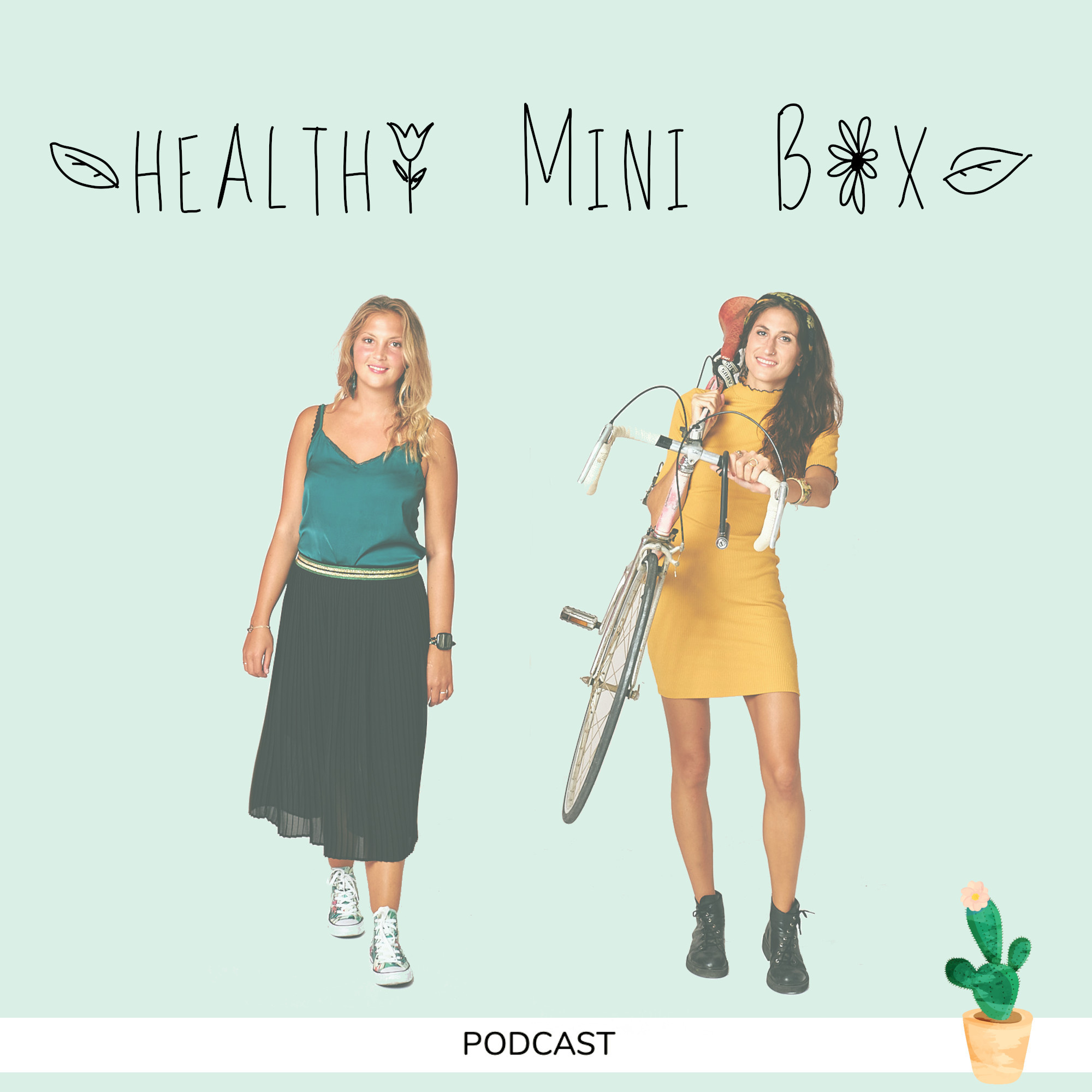 Présentation: Les créatrices de Healthy Mini Box