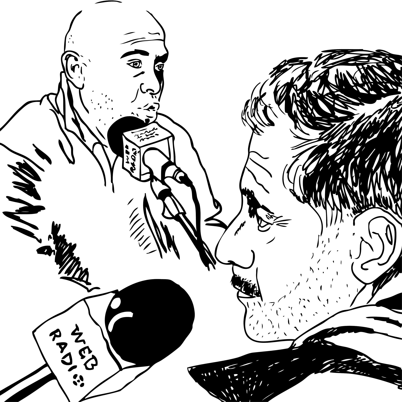 Rencontre entre Olivier Py et Stéphane Jaubertie