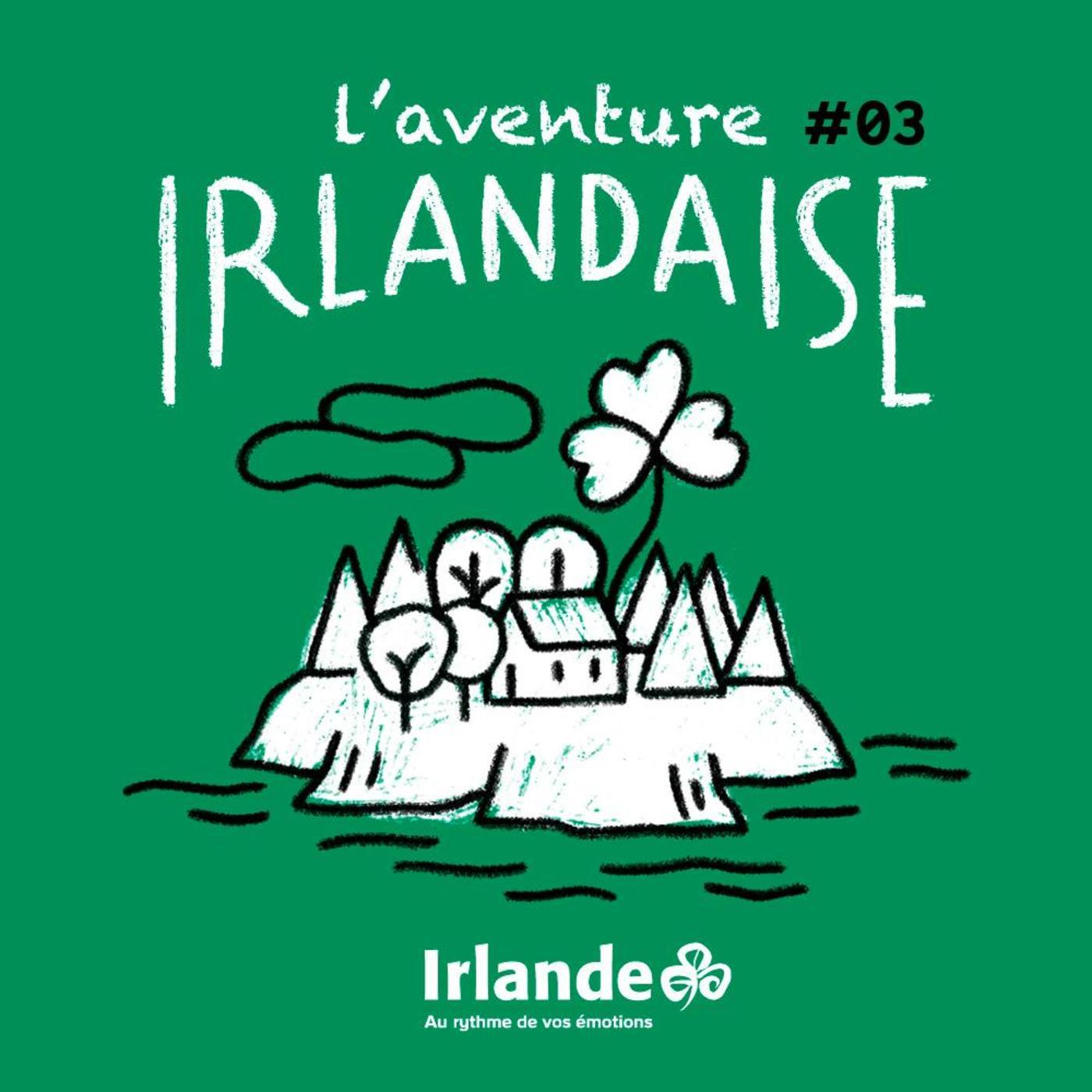 Bande annonce. L'aventure irlandaise: Trouver son île