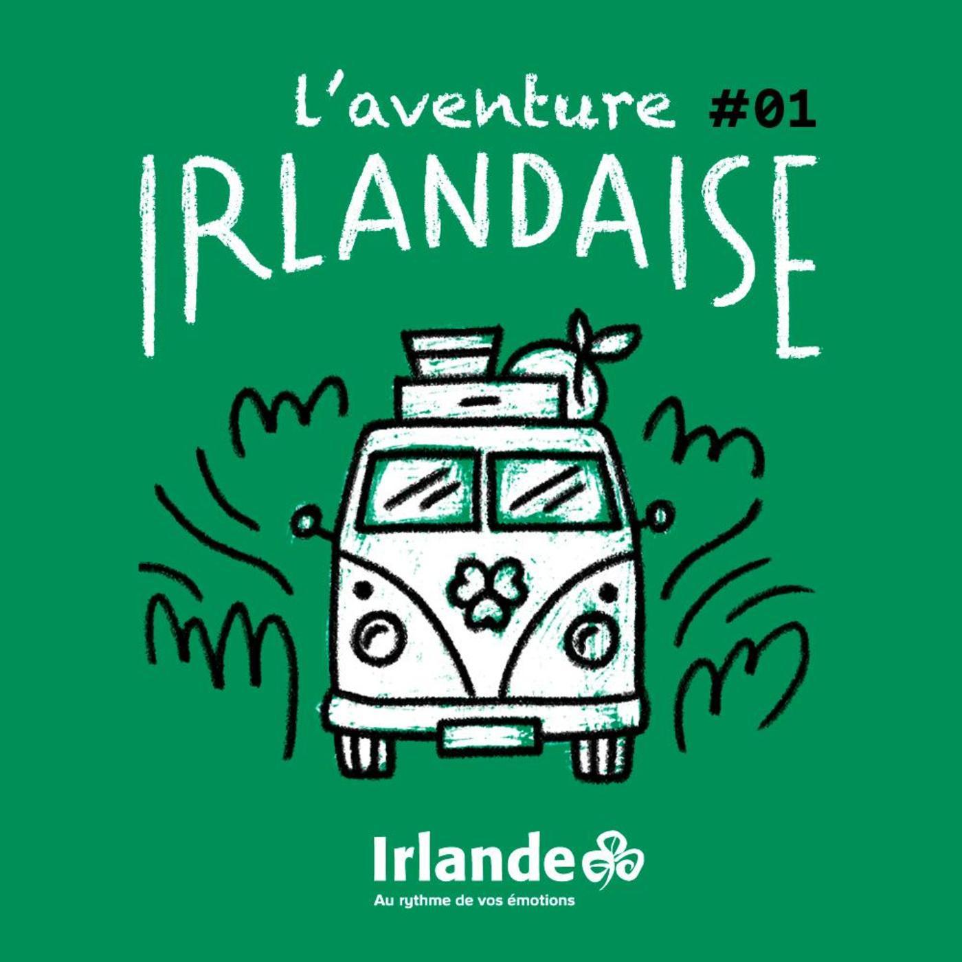 L'aventure irlandaise: Vivre la Van Life sur le Wild Atlantic Way