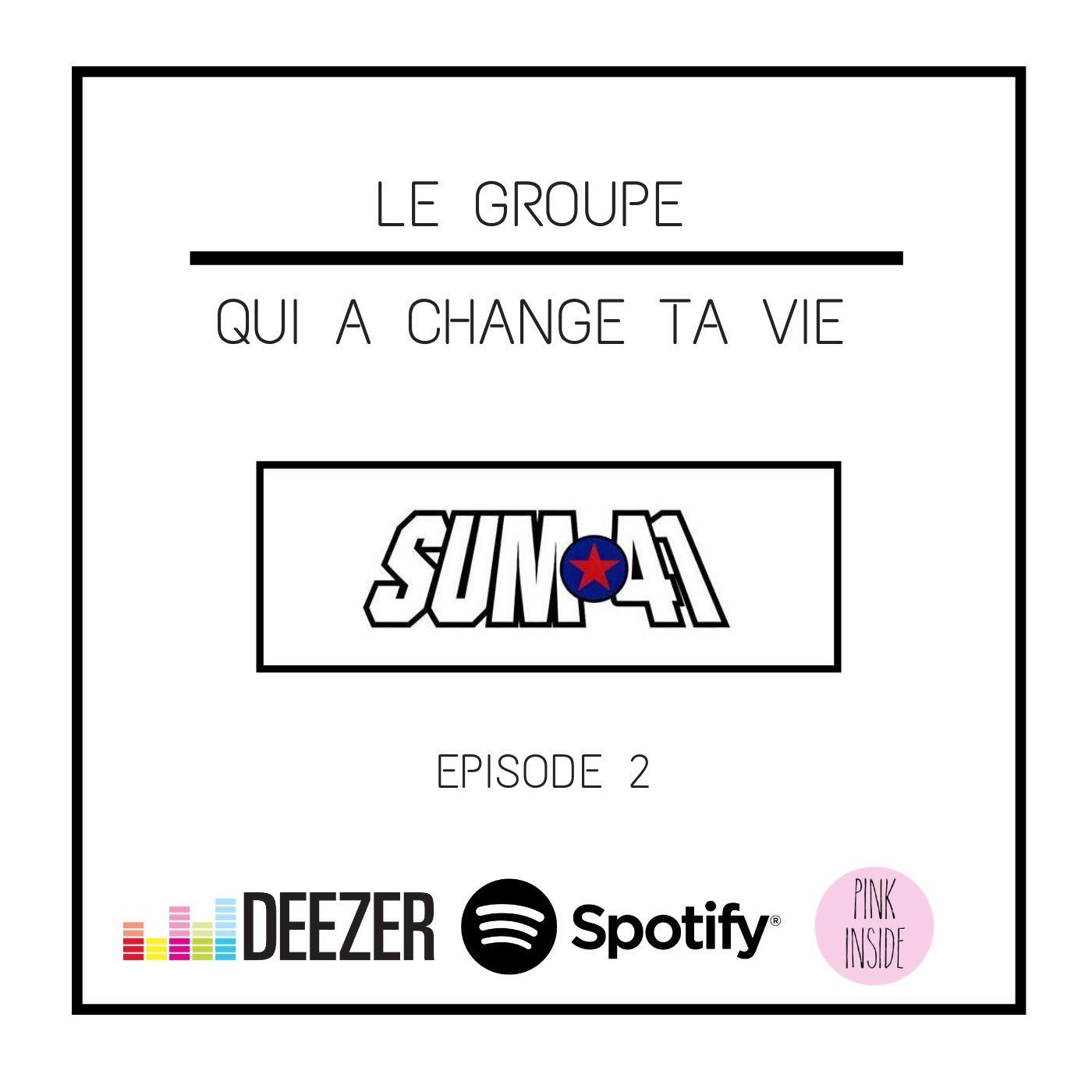 Sum 41, le groupe qui a changé la vie d'Aline.