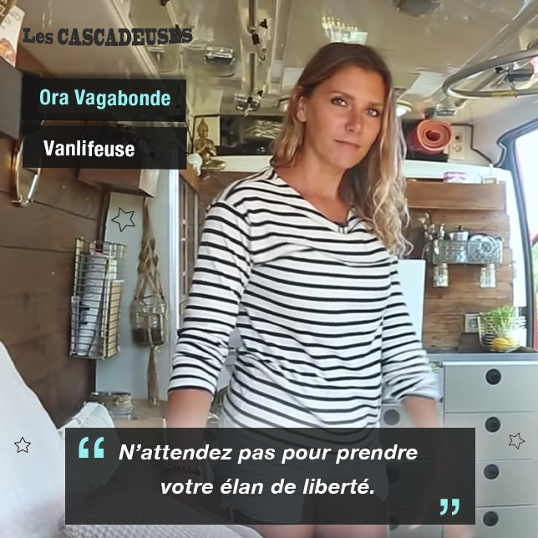 1/2 - Ora Vagabonde : la liberté de vivre en van aménagé