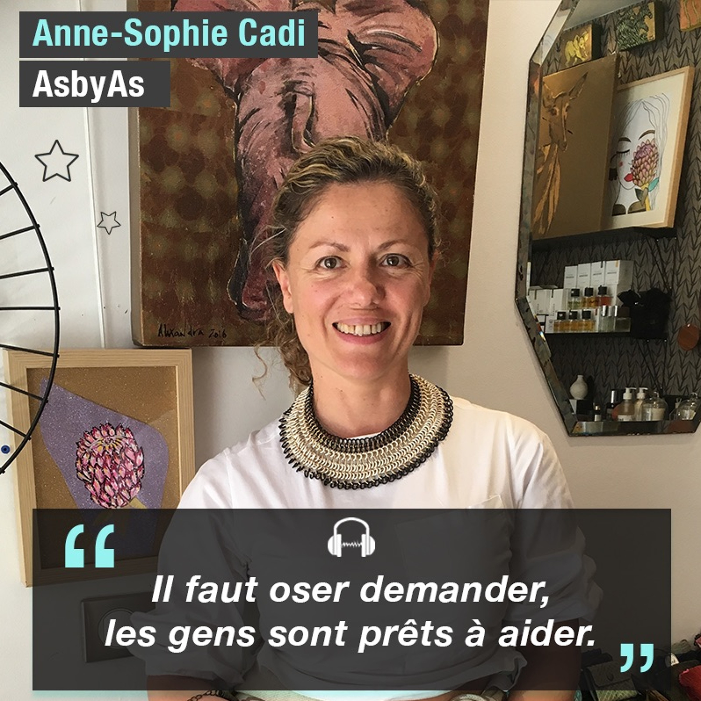 Anne-Sophie Cadi - Asbyas : Arts et senteurs d'Afrique du Sud