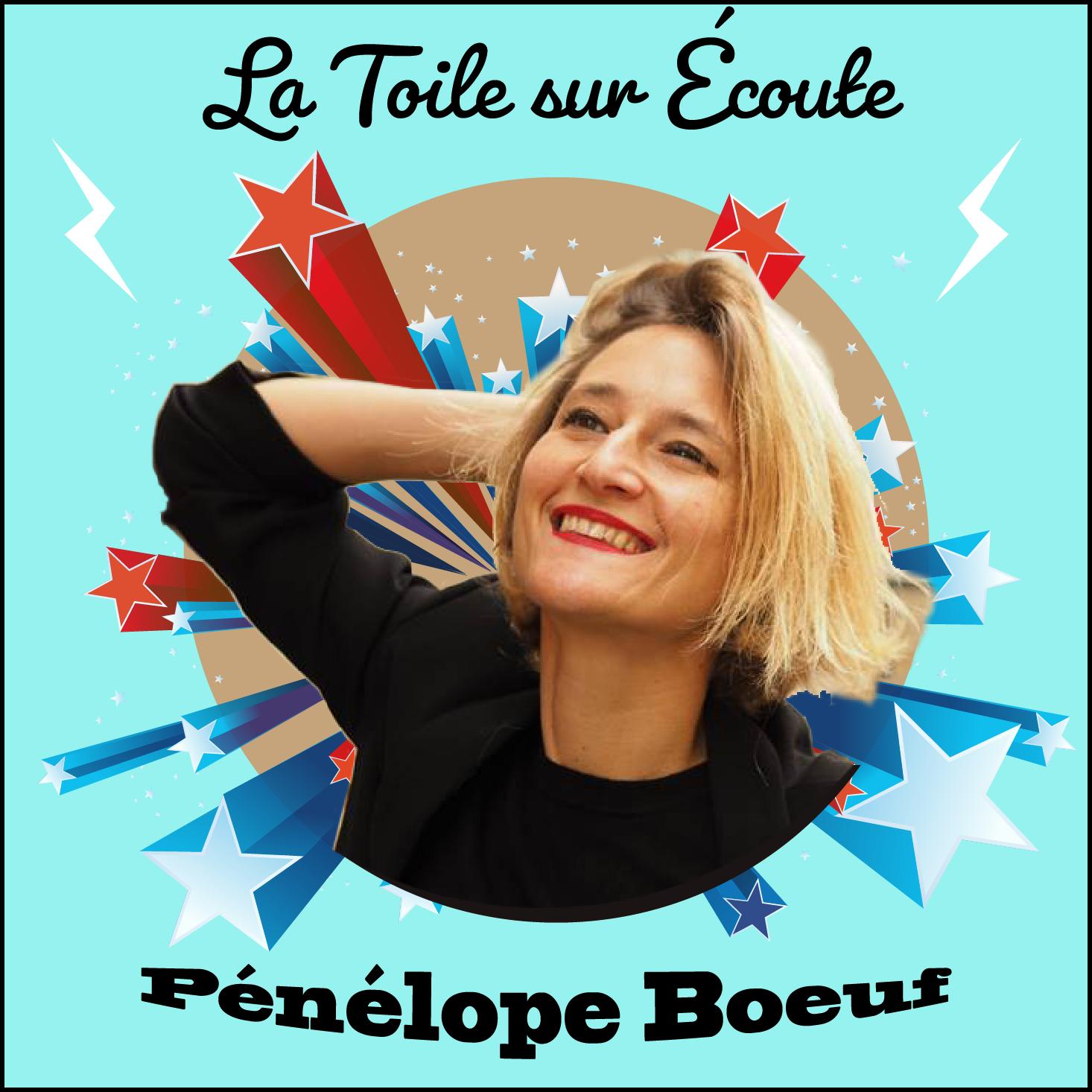 Comment passer du podcast à l'écriture de romans ? avec Pénélope Boeuf