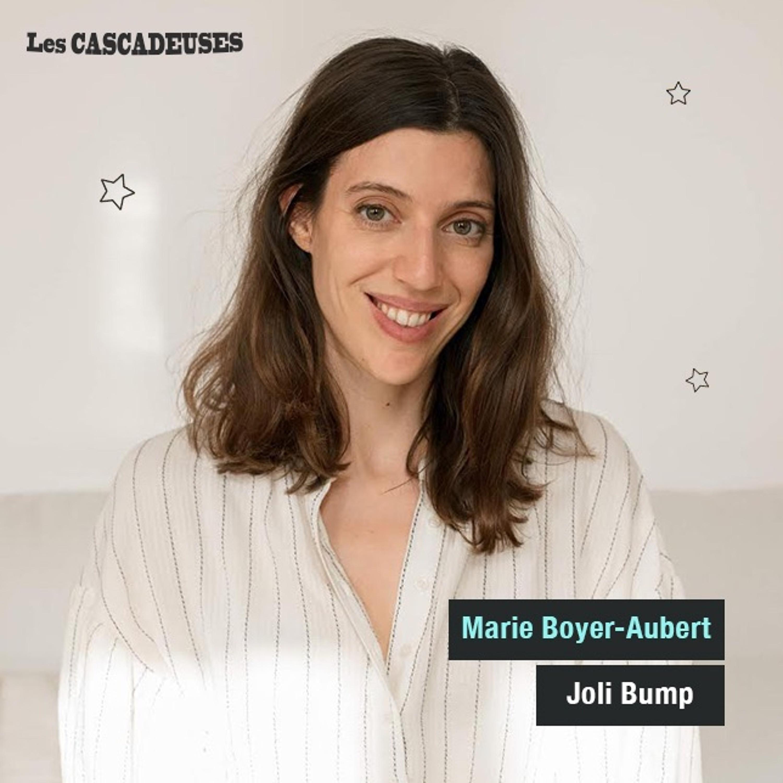 Créer une marque de vêtements de grossesse durable - Marie Boyer-Aubert, créatrice de Joli Bump