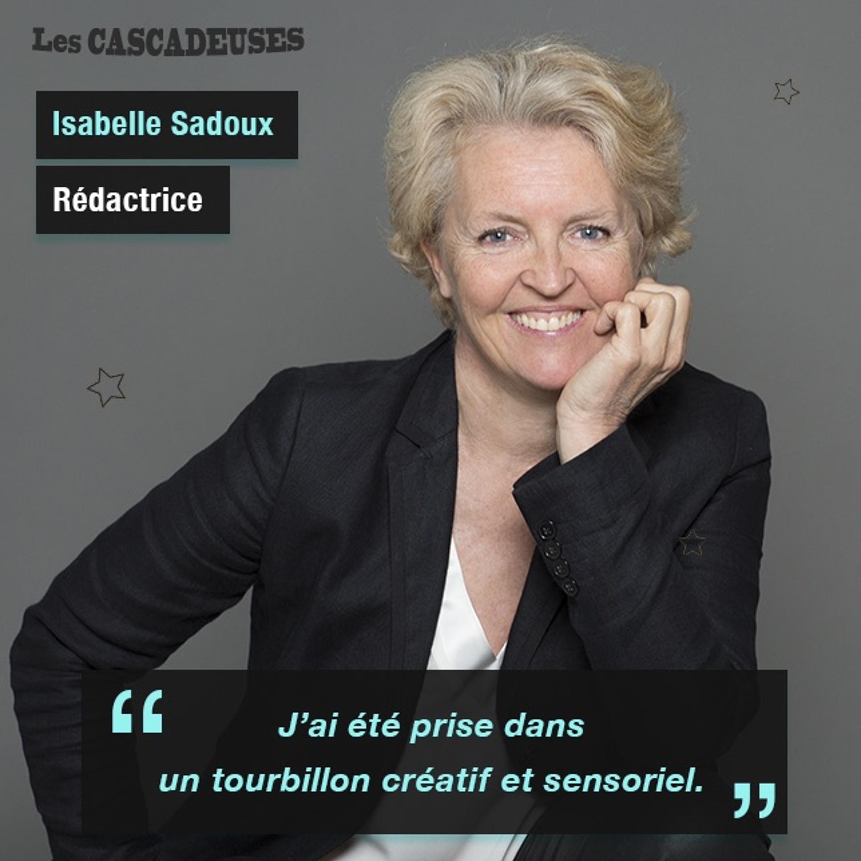 Des mots bien sentis à l'univers du parfum - Isabelle Sadoux