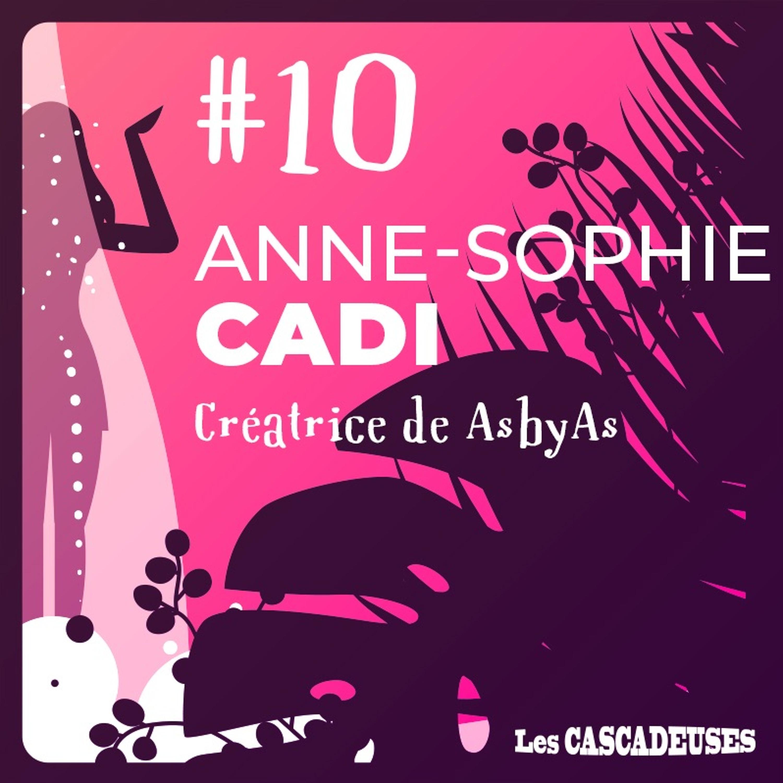 🌱 L'Afrique du Sud contée sous la fraîcheur de la Cascade - Anne-Sophie Cadi