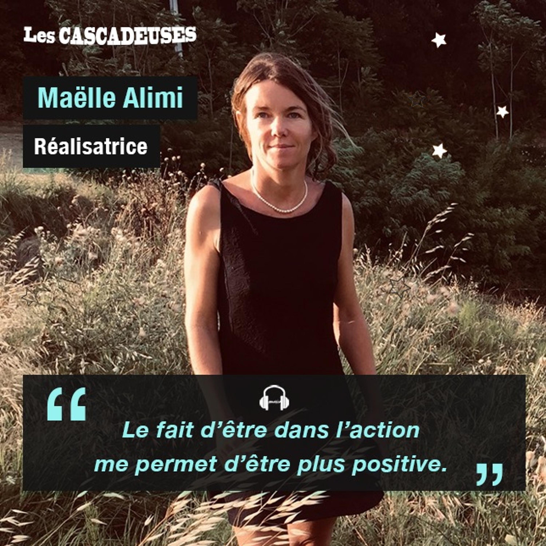 """Maëlle Alimi - Réalisatrice de la série sur l'écologie """"A petit pas"""""""