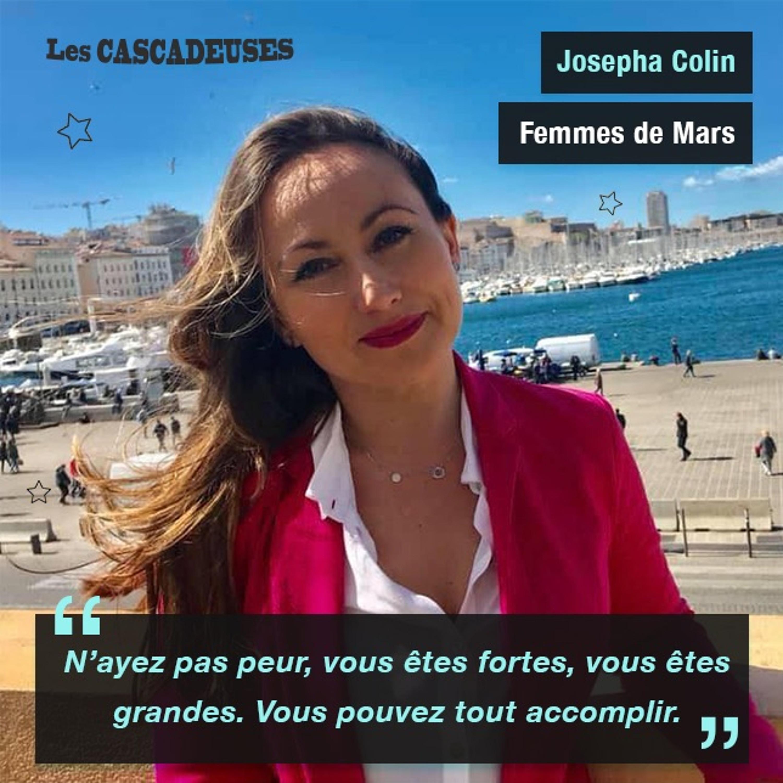 Oeuvrer pour les droits de la femme - Josepha Colin