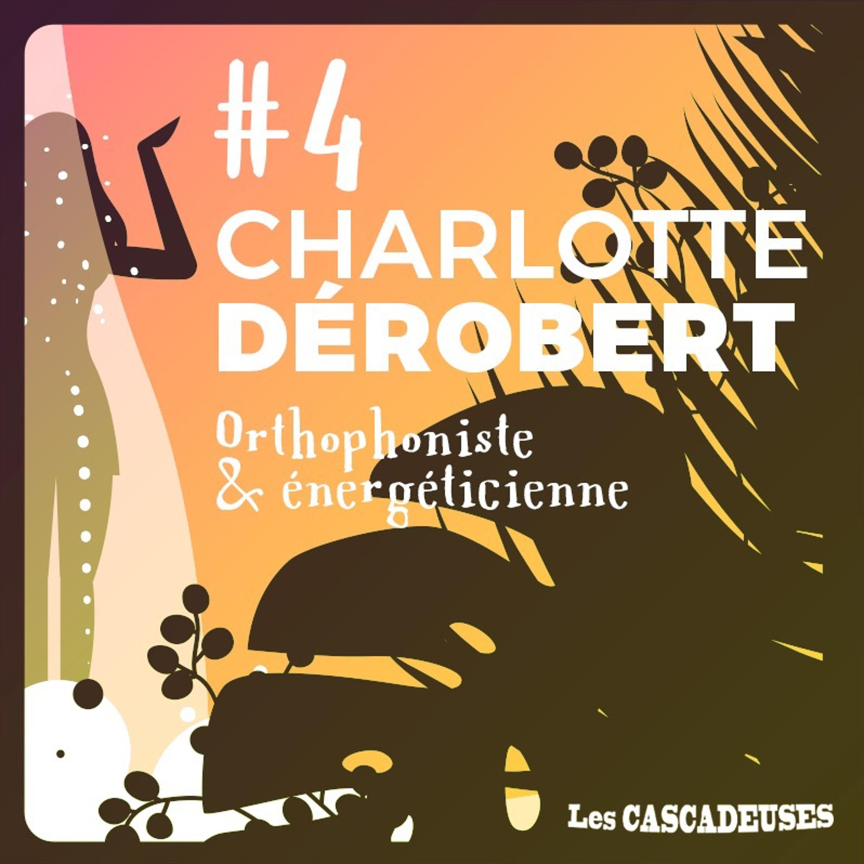 🌈 Prenez le temps de nager dans votre courant - Charlotte Dérobert