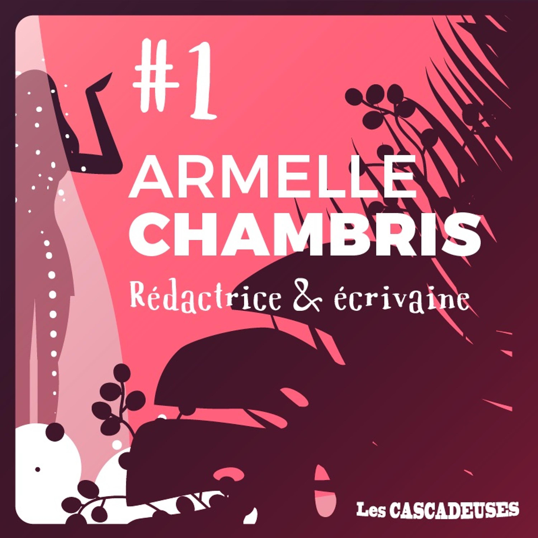 ✒️ Souvenir d'un vendredi 13 sous la Cascade - Armelle Chambris