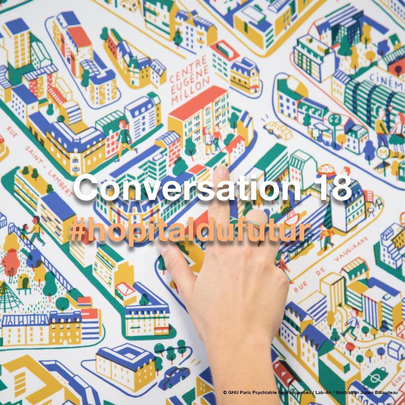 Conversation 18 - Design et hospitalité, comment co-concevoir ?