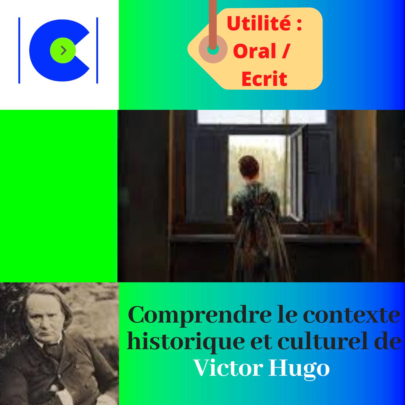 Comprendre le contexte historique et culturel de HUGO.
