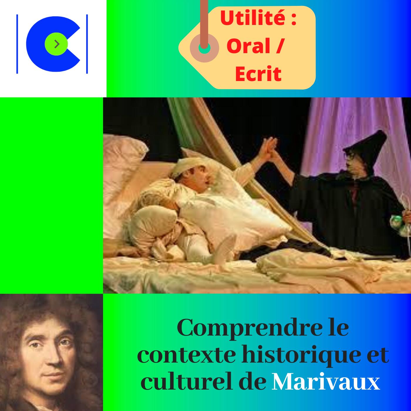 Comprendre le contexte historique et culturel de MOLIERE.