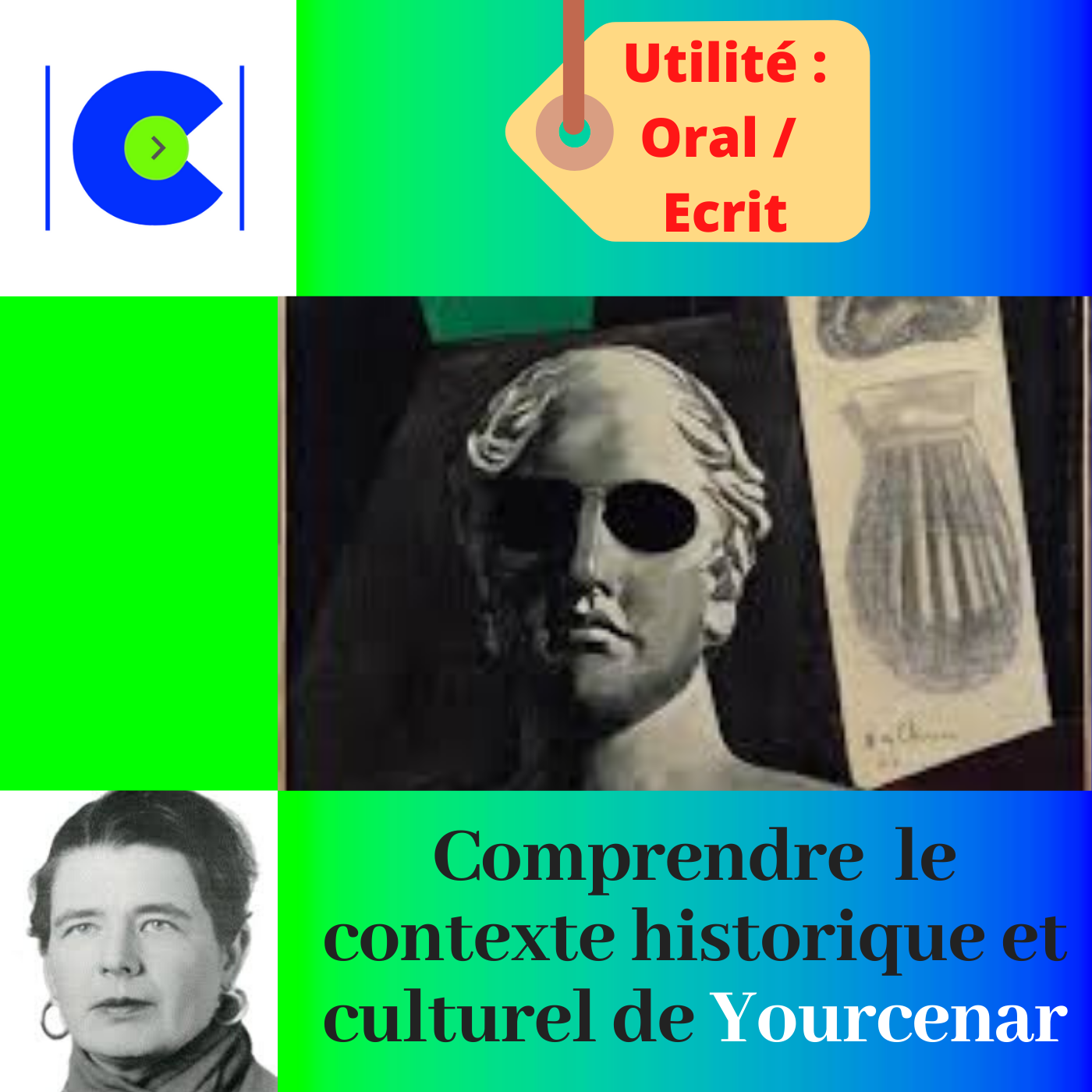 Comprendre le contexte historique et culturel de YOURCENAR.
