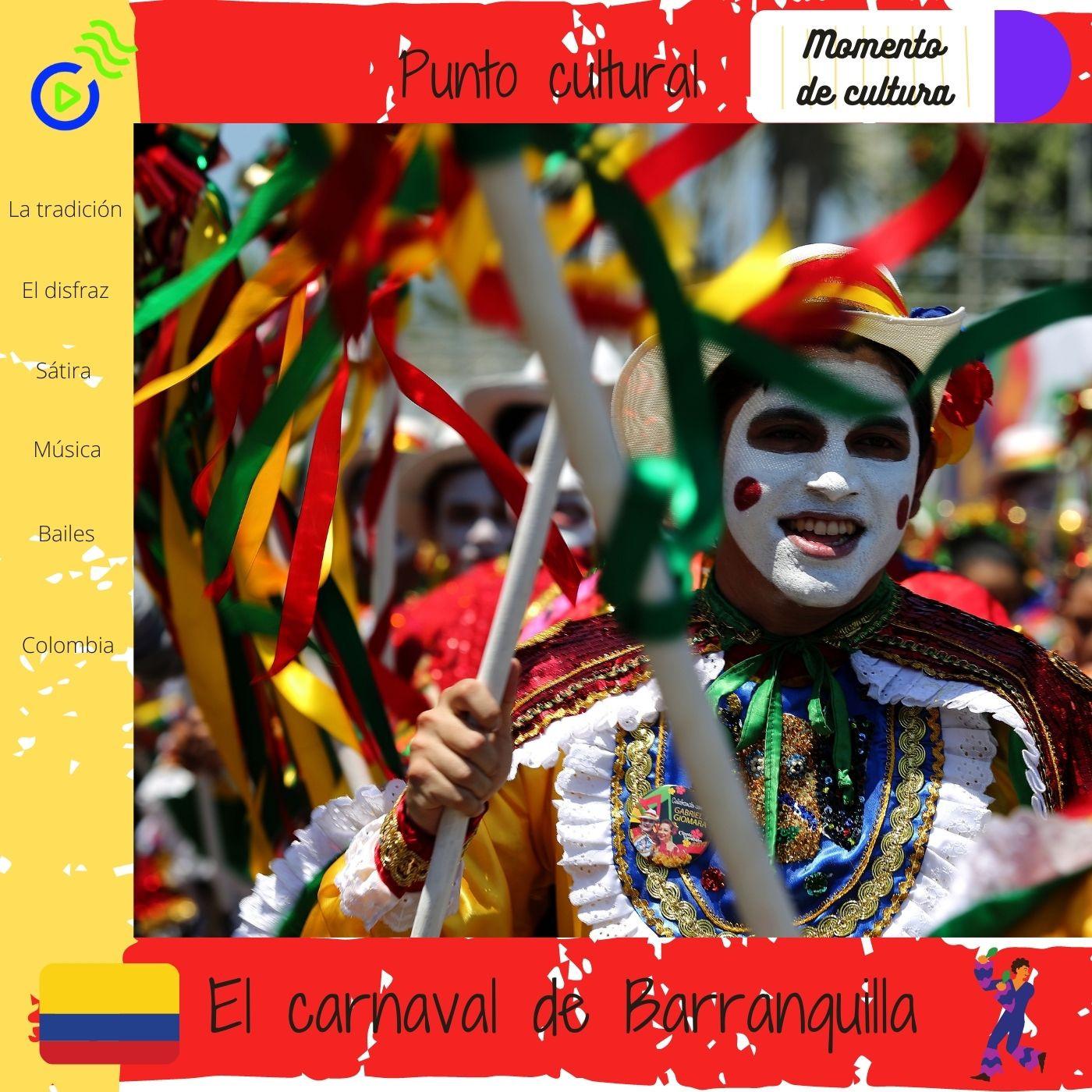 El carnaval de Barranquilla en Colombia