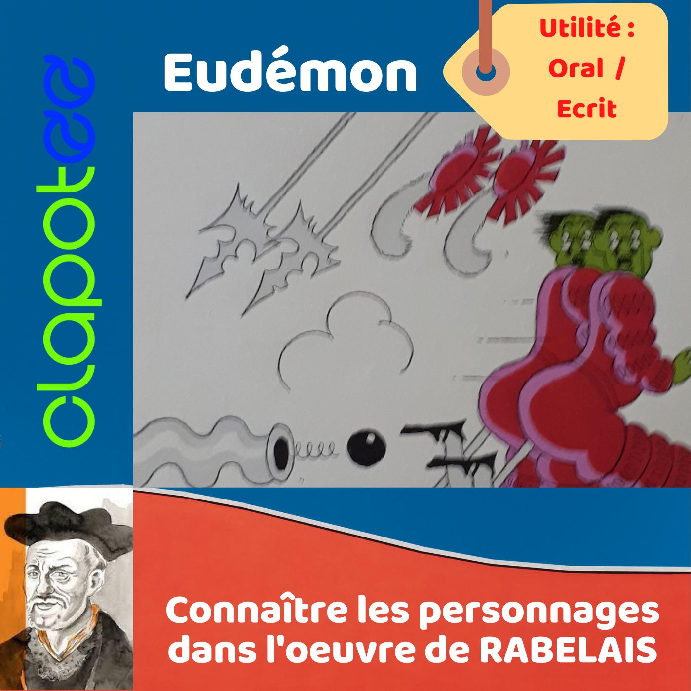 ENDEMON, personnage symbolique dans GARGANTUA.