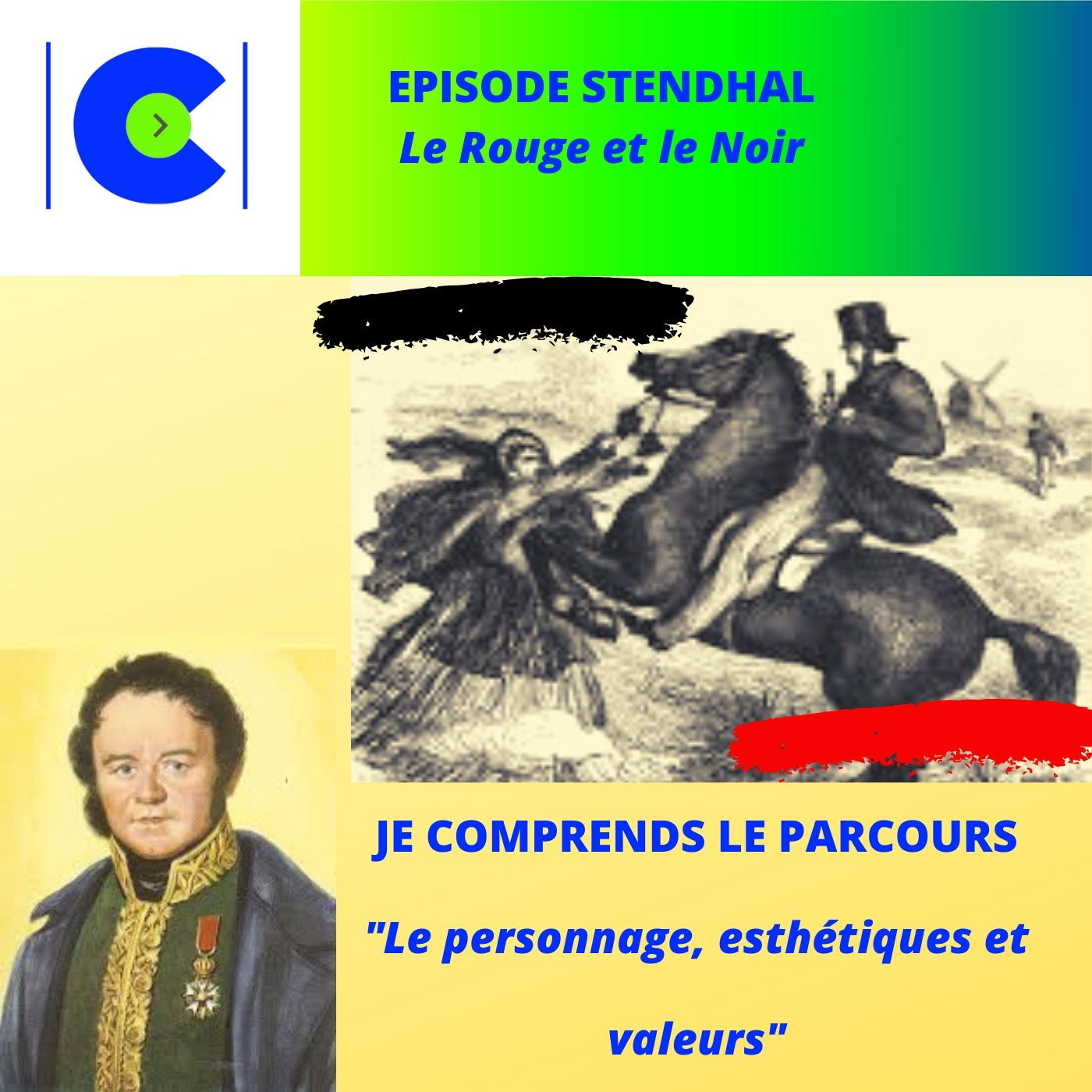 PARCOURS STENDHAL