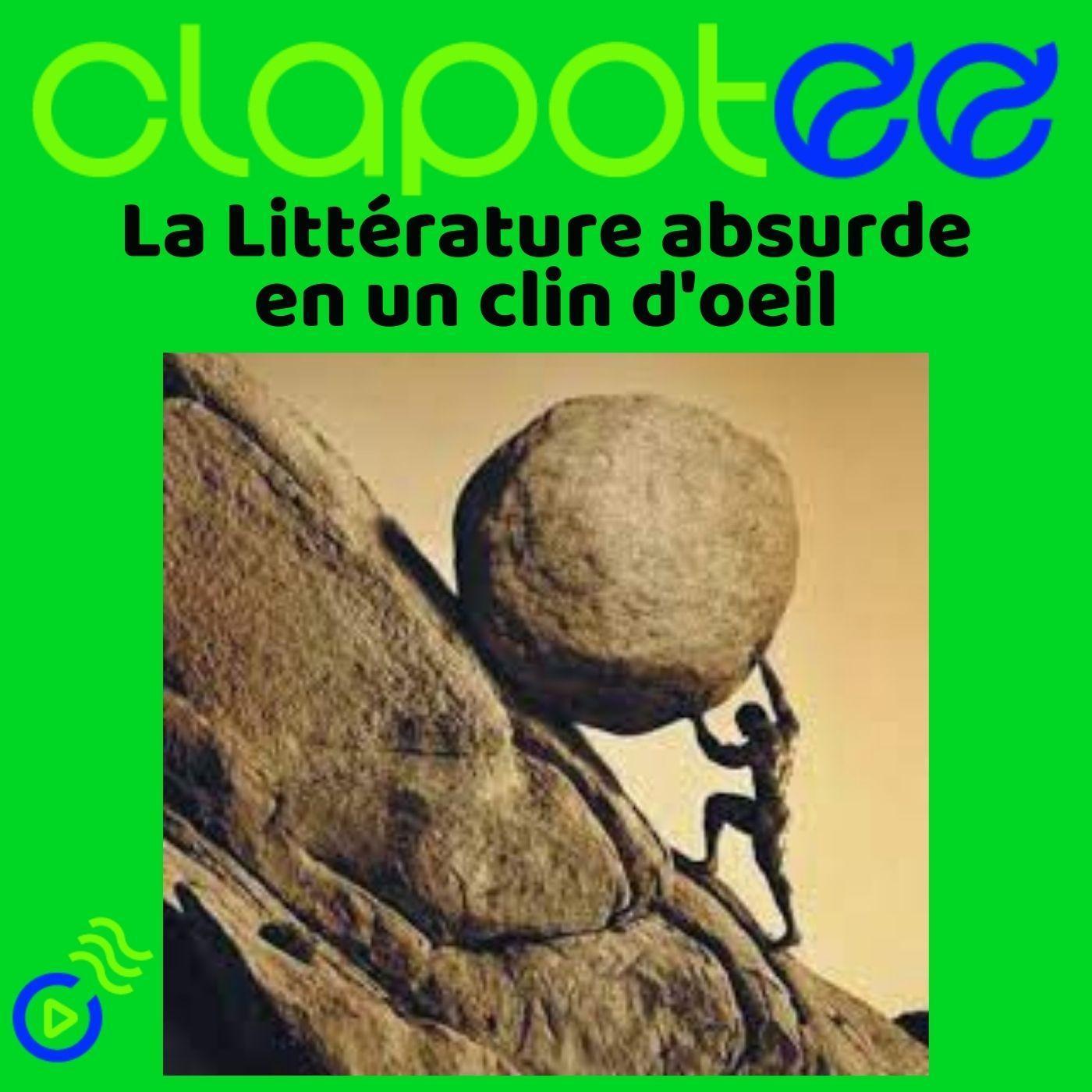 La littérature absurde en un clin d'oeil !