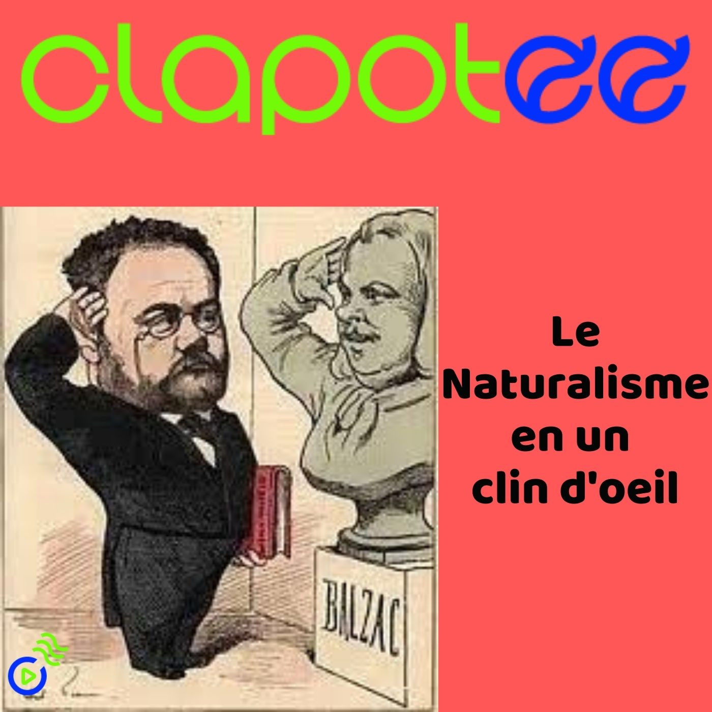 Le Naturalisme en un clin d'oeil !