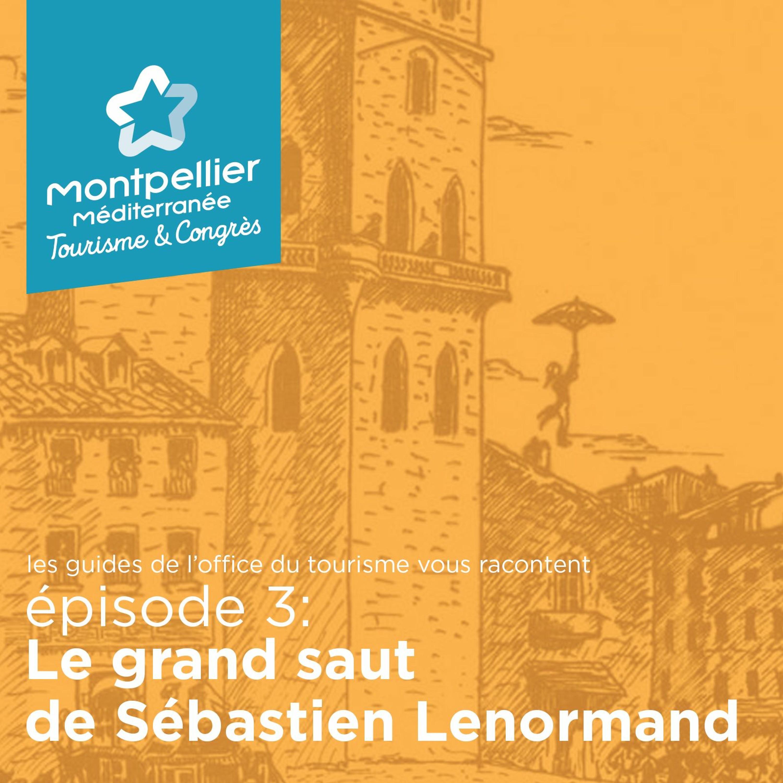 Épisode 3: Le grand saut de Sébastien Lenormand