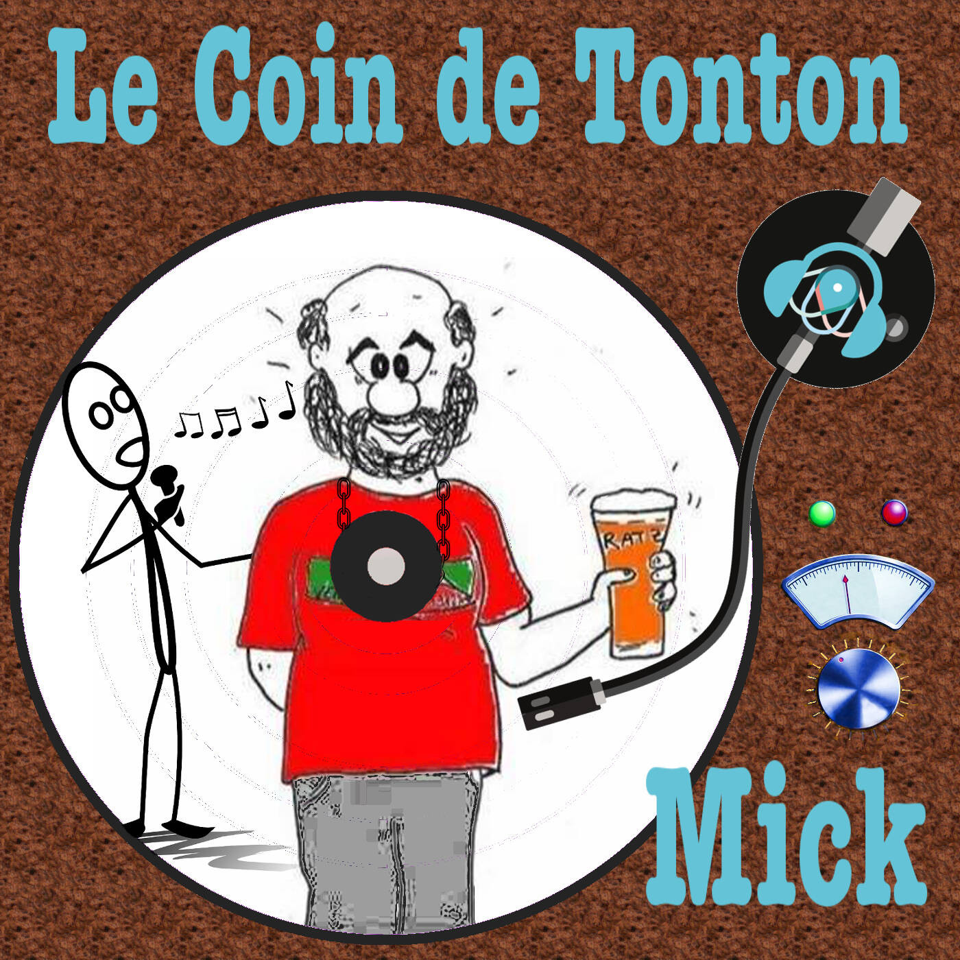 LE COIN DE TONTON MICK S1E2 - Chansons par thème: Le confinement