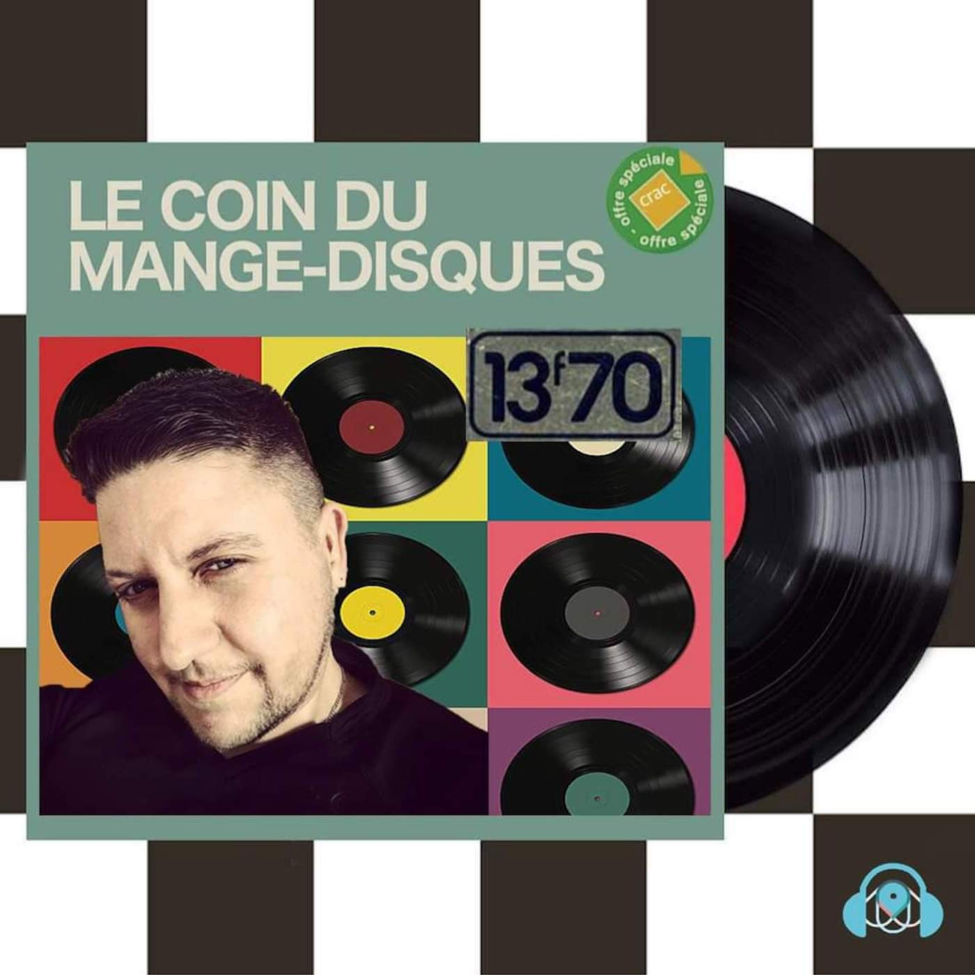 LE COIN DU MANGE-DISQUES S1E13 - Mesdames