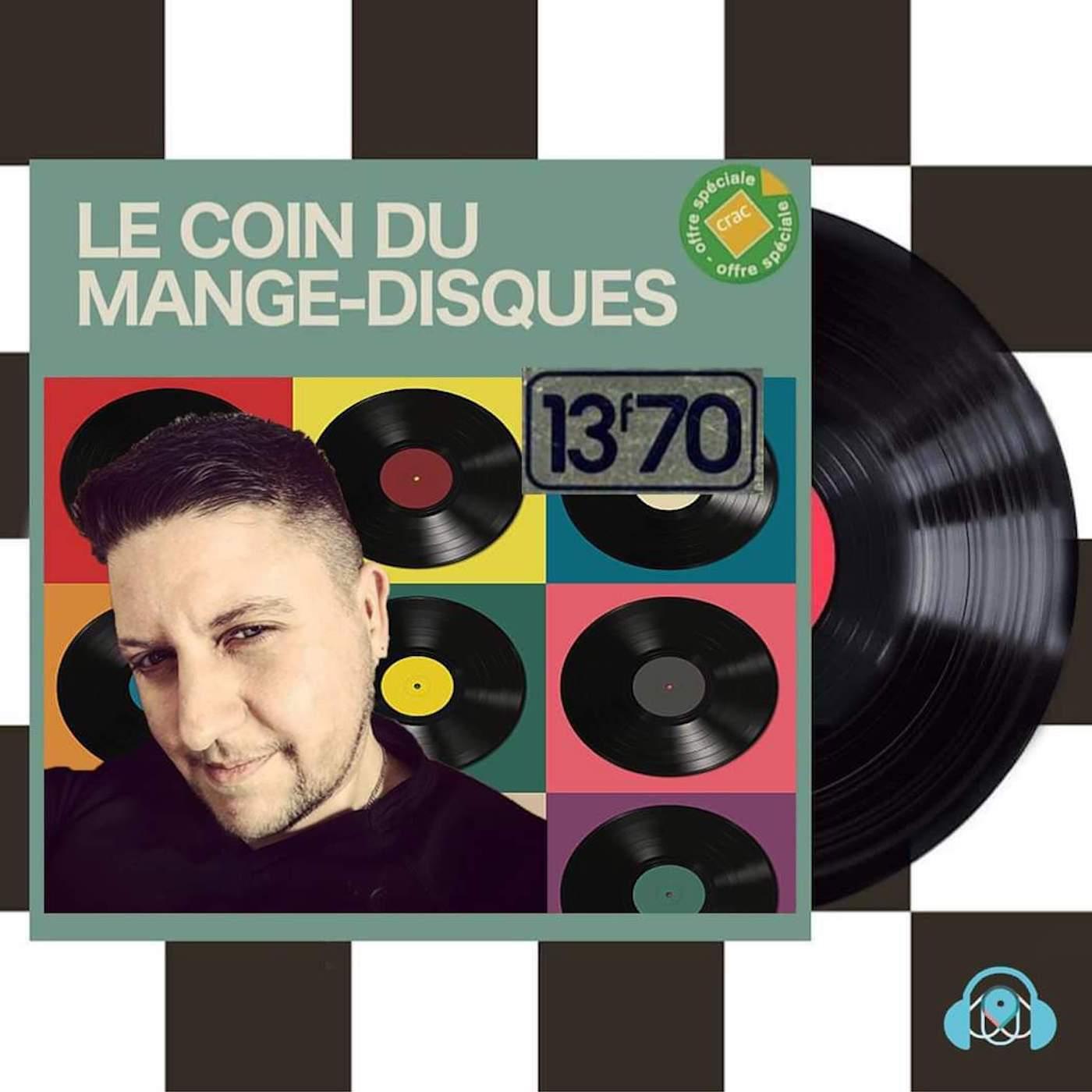 LE COIN DU MANGE-DISQUES S1E18 - Folk & Blues Rock
